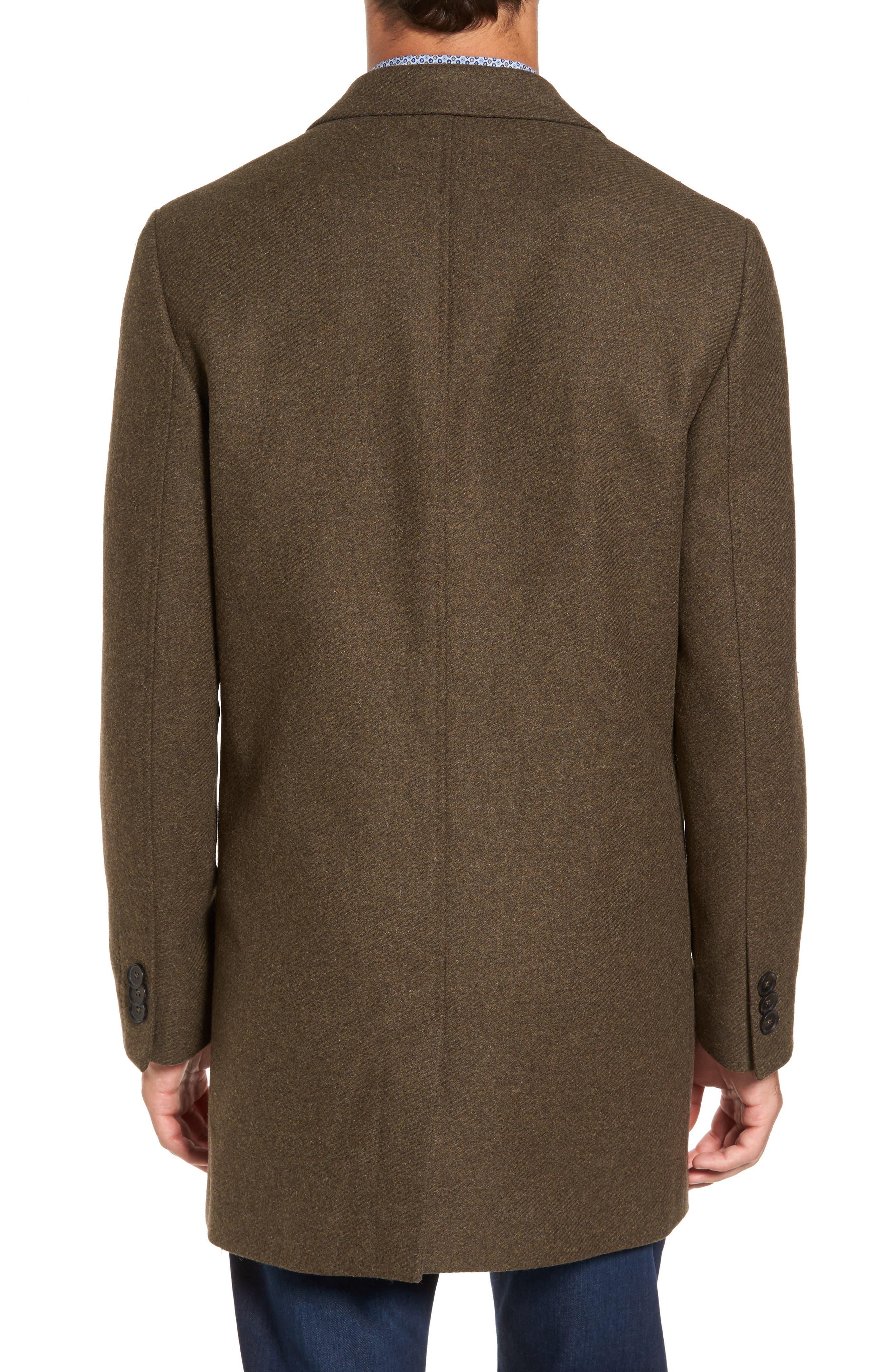Alternate Image 2  - Rodd & Gunn Stirling Point Wool Blend Coat