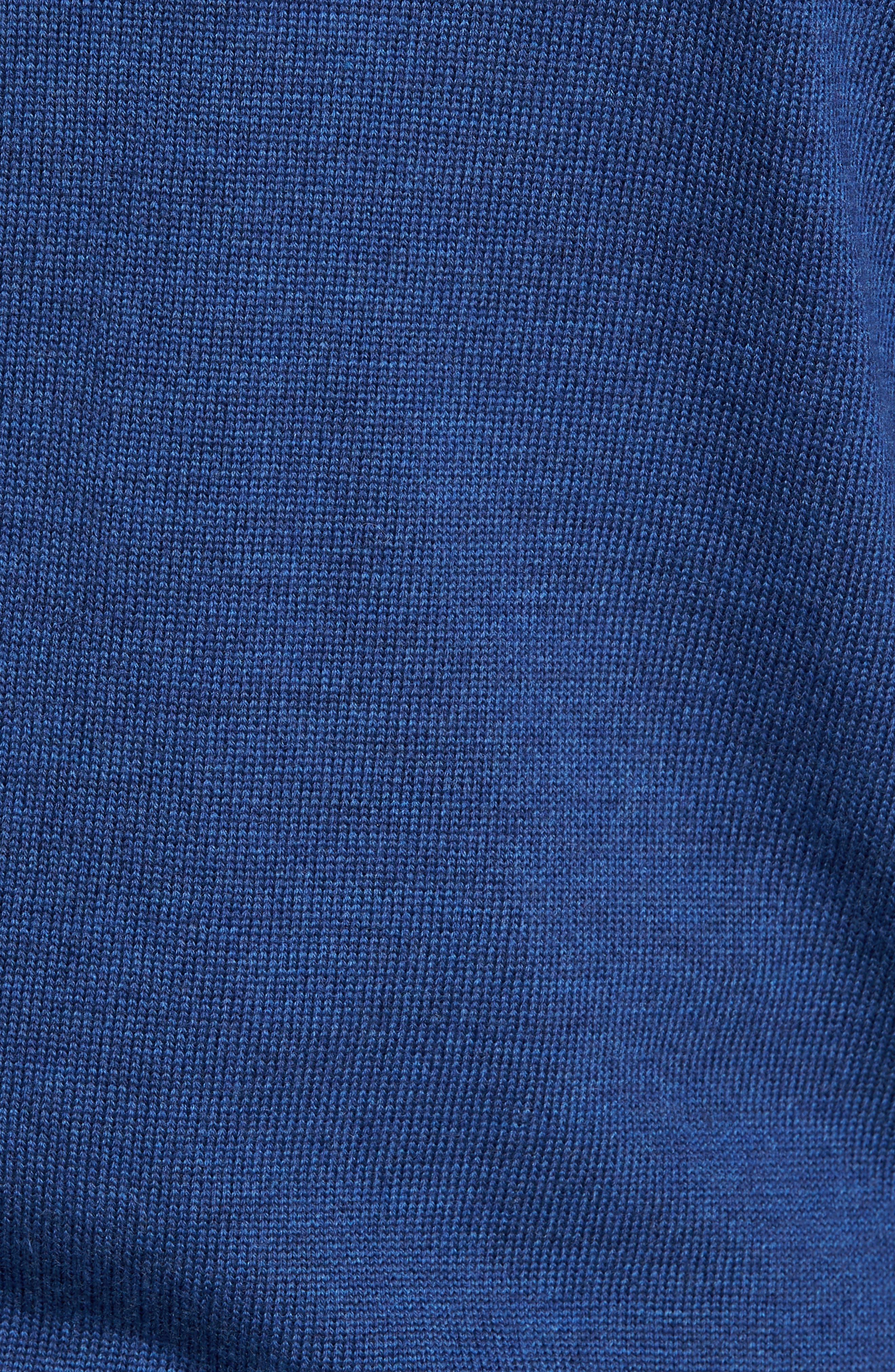 Alternate Image 5  - Rodd & Gunn Grand Vue Hooded Zip Front Knit Sweater