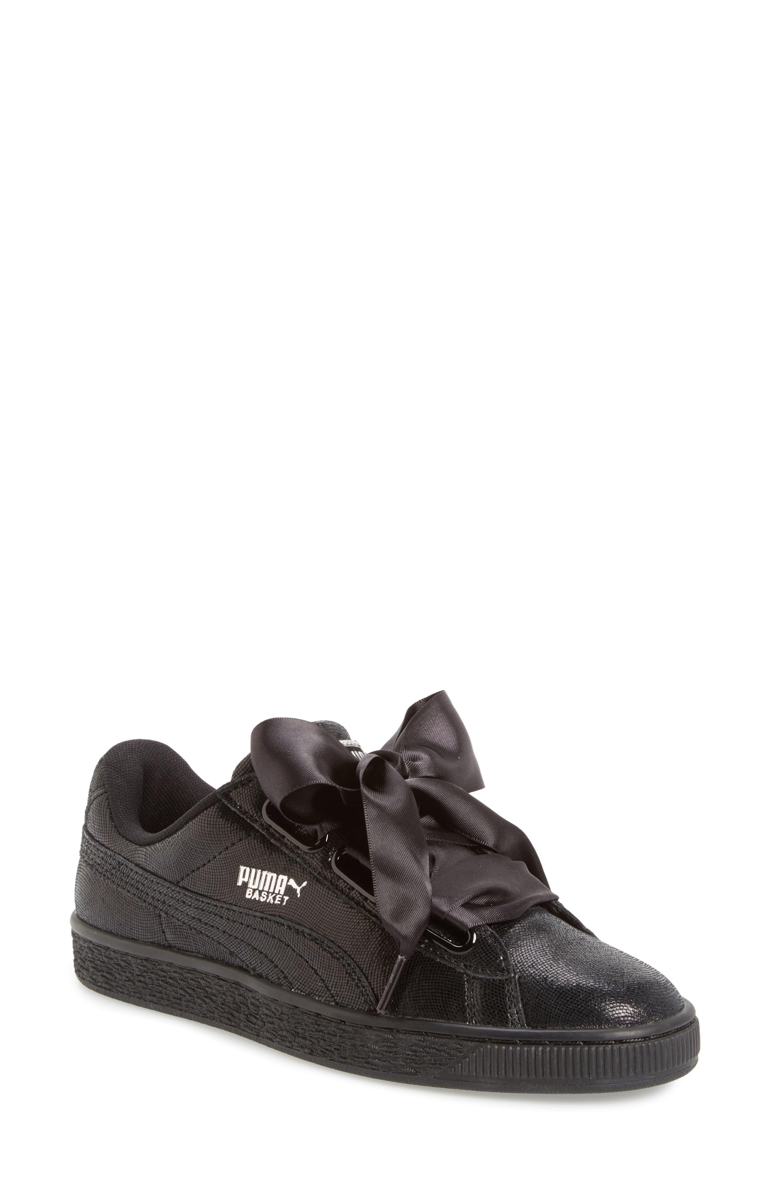 Puma Basket Heart Sneaker