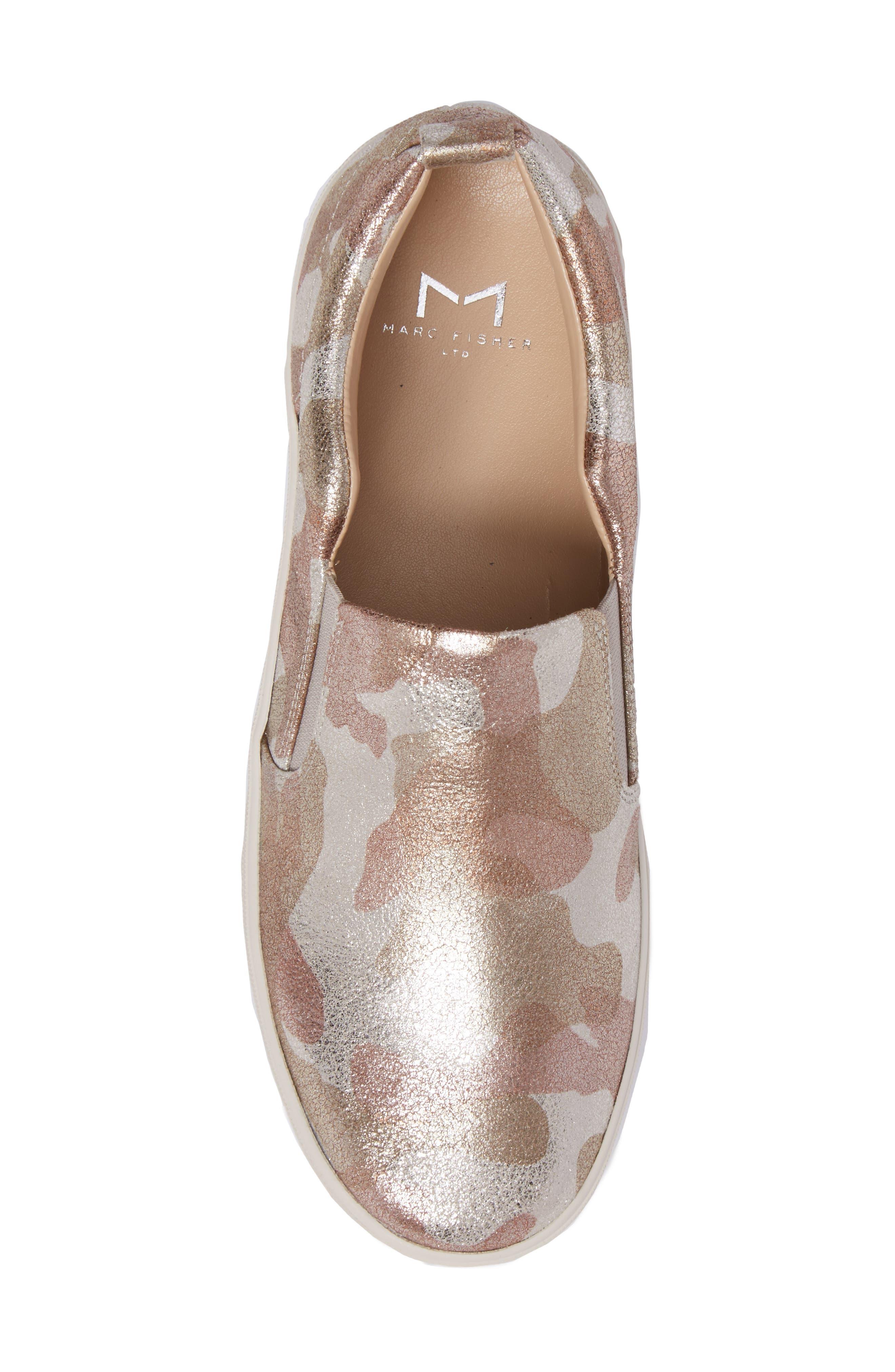 Alternate Image 5  - Marc Fisher LTD Elise Platform Sneaker (Women)