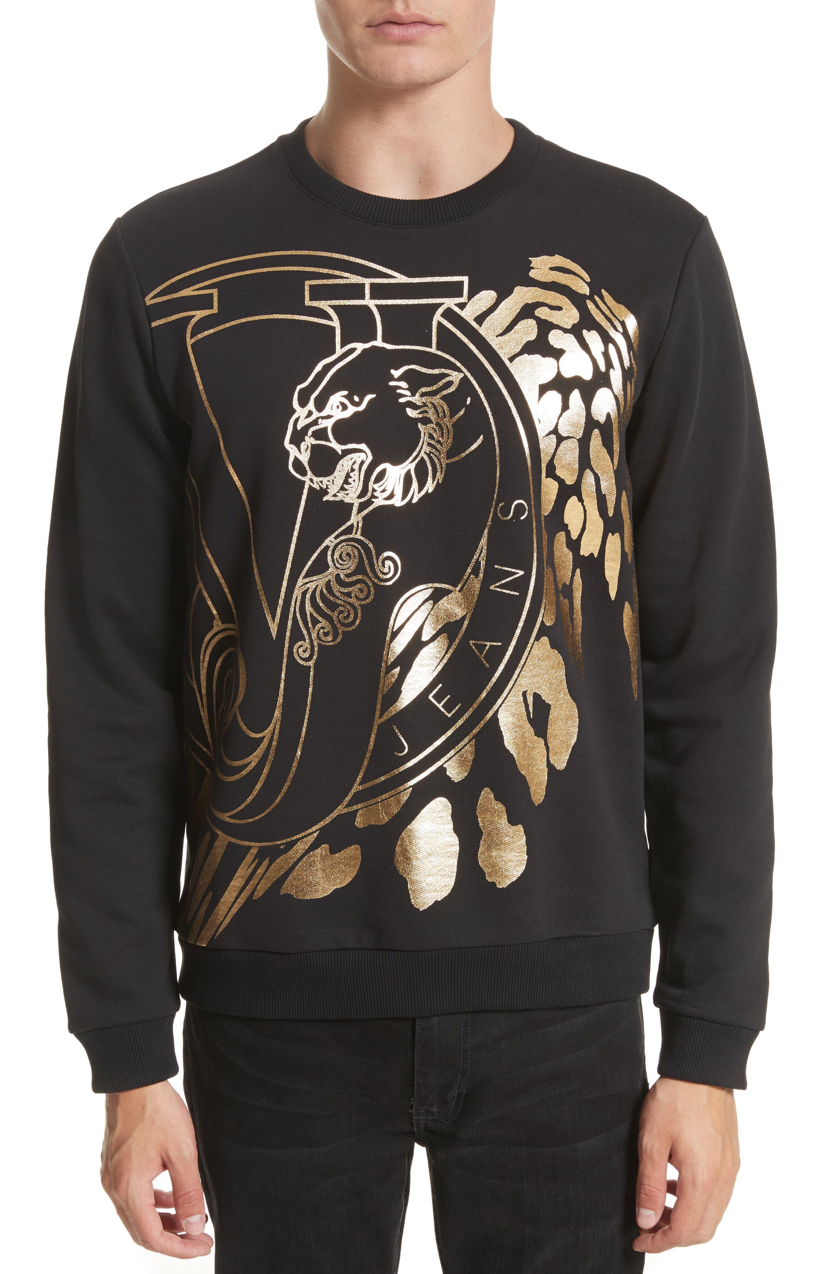 Versace Jeans Graphic Sweatshirt