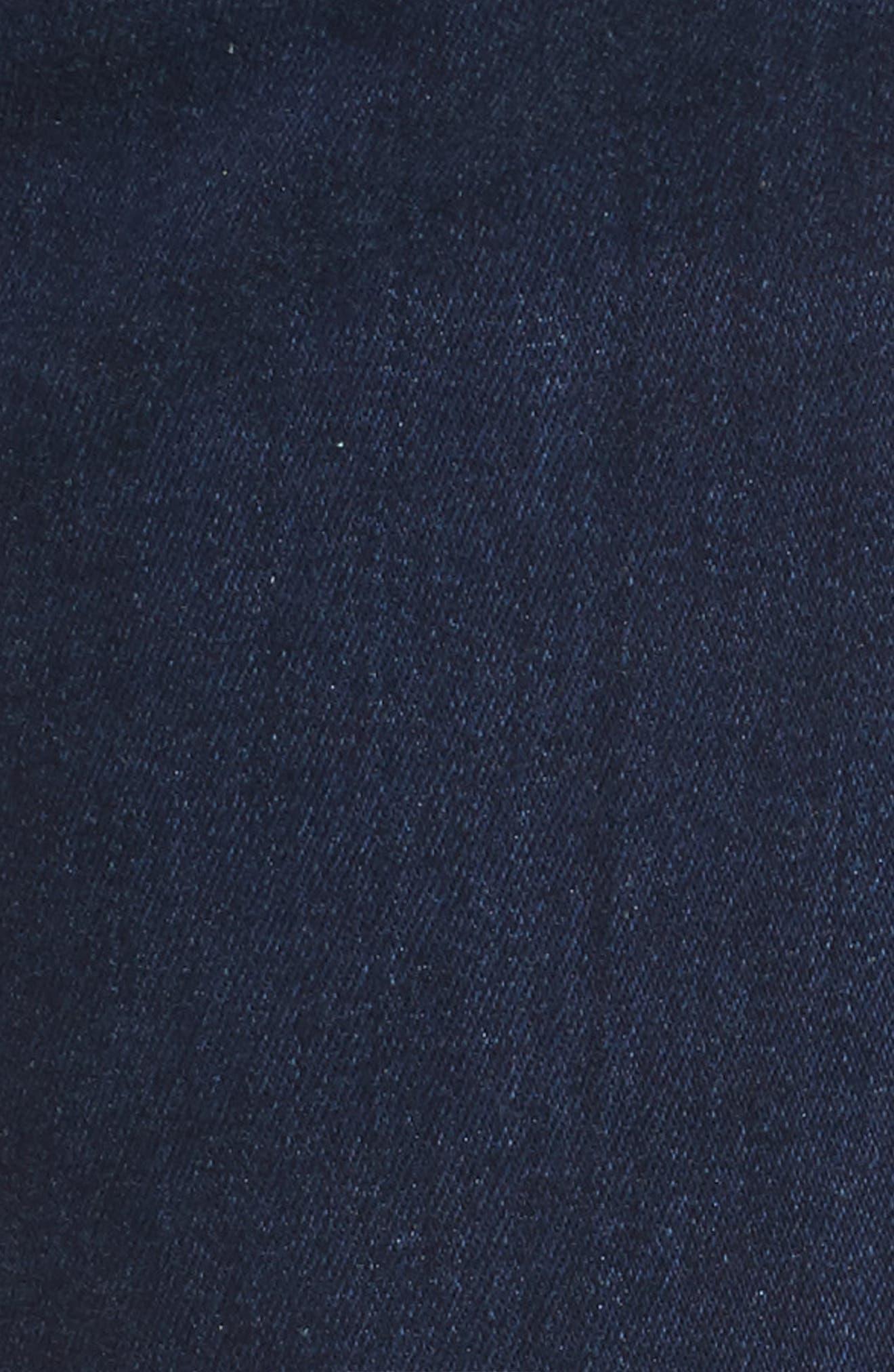 Alternate Image 5  - Parker Smith Bombshell High Waist Skinny Jeans (Sky Line)