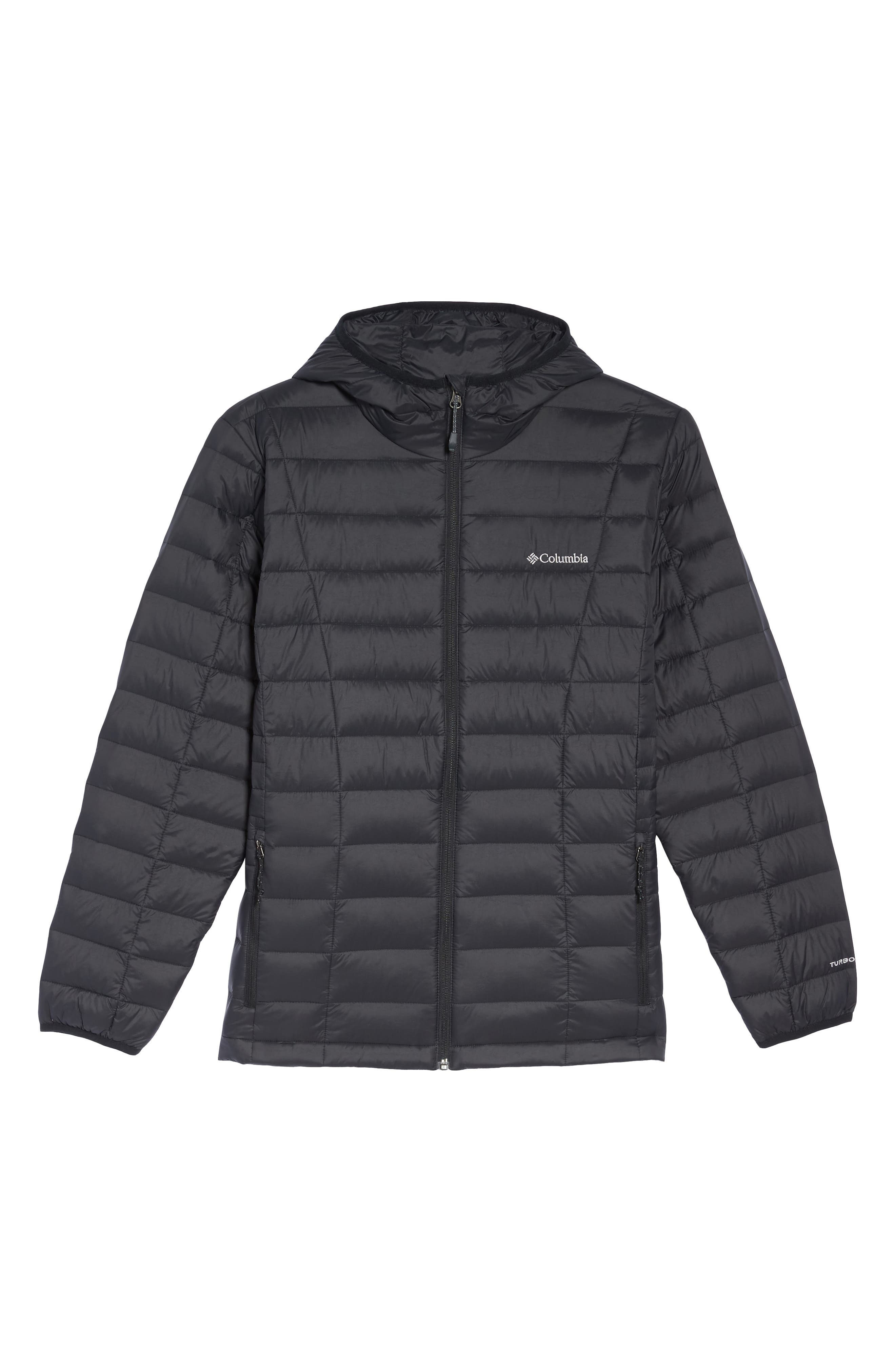 Alternate Image 5  - Columbia Voodoo Falls 590 Turbodown™ Down Jacket (Plus Size)