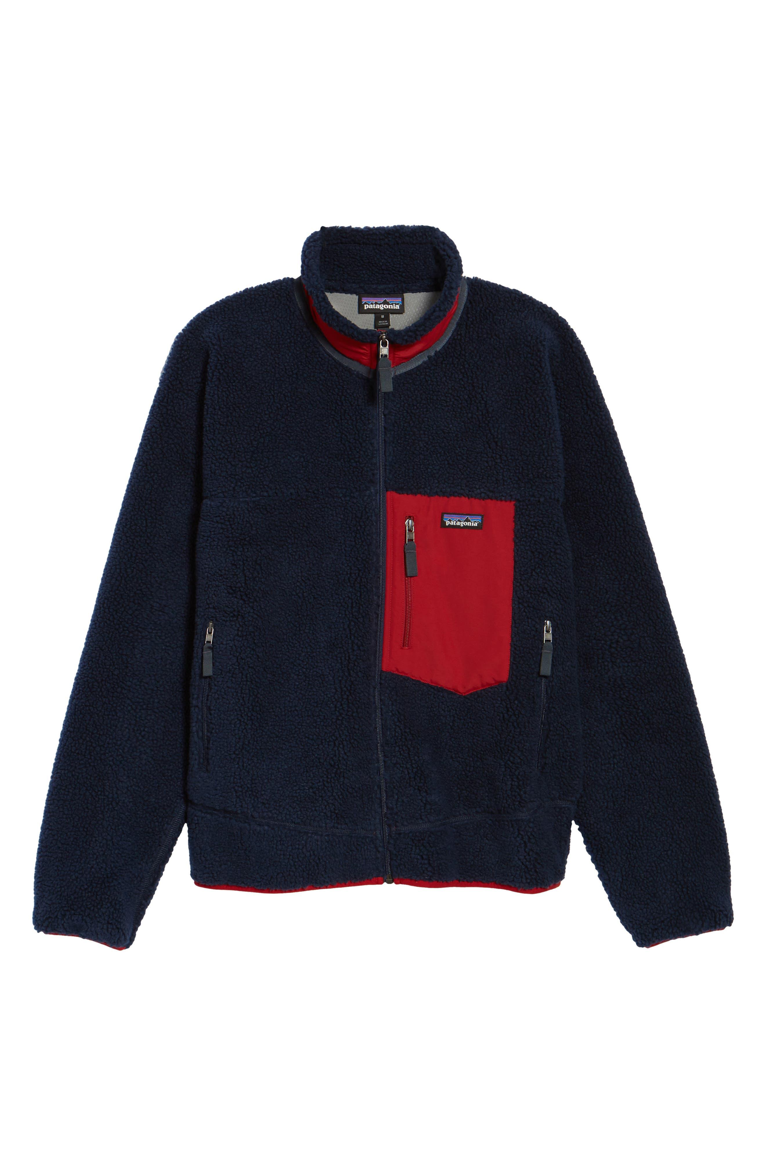 Alternate Image 5  - Patagonia Retro-X Fleece Jacket