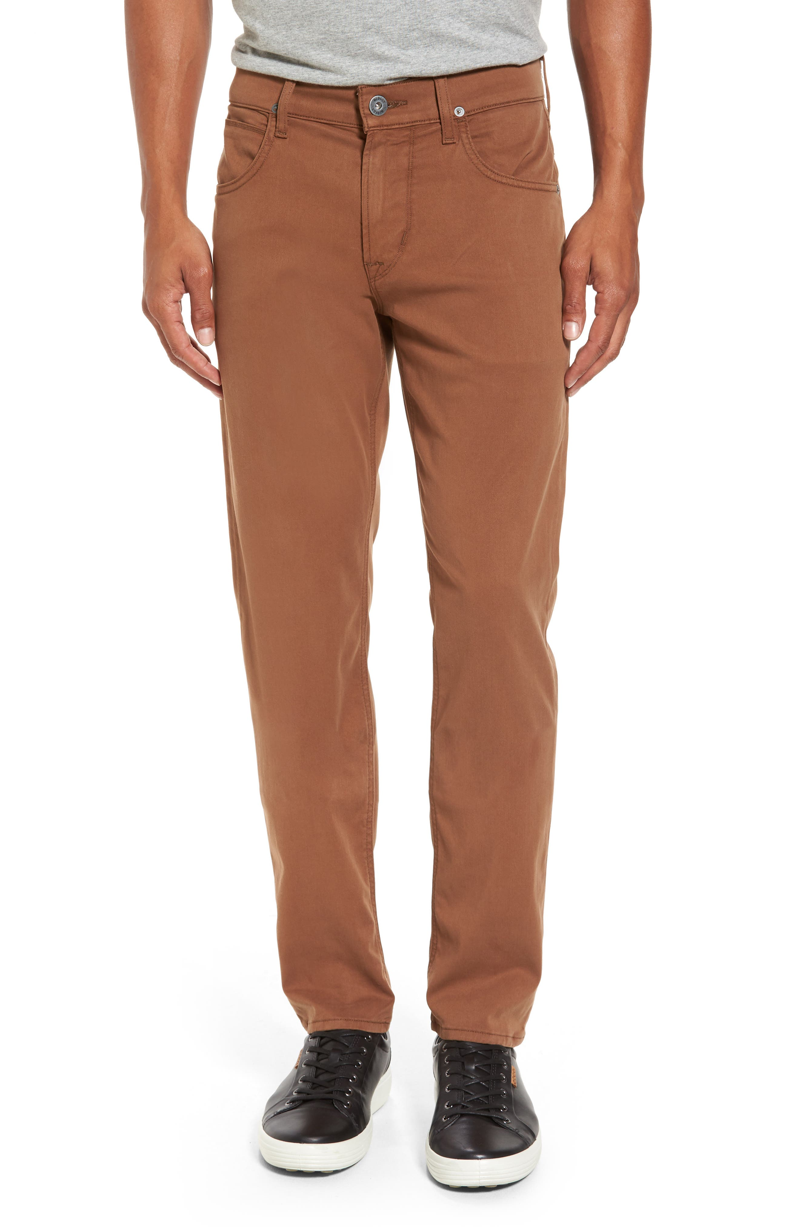 Men's Brown Jeans, Relaxed, Bootcut Fit & Selvedge Denim | Nordstrom