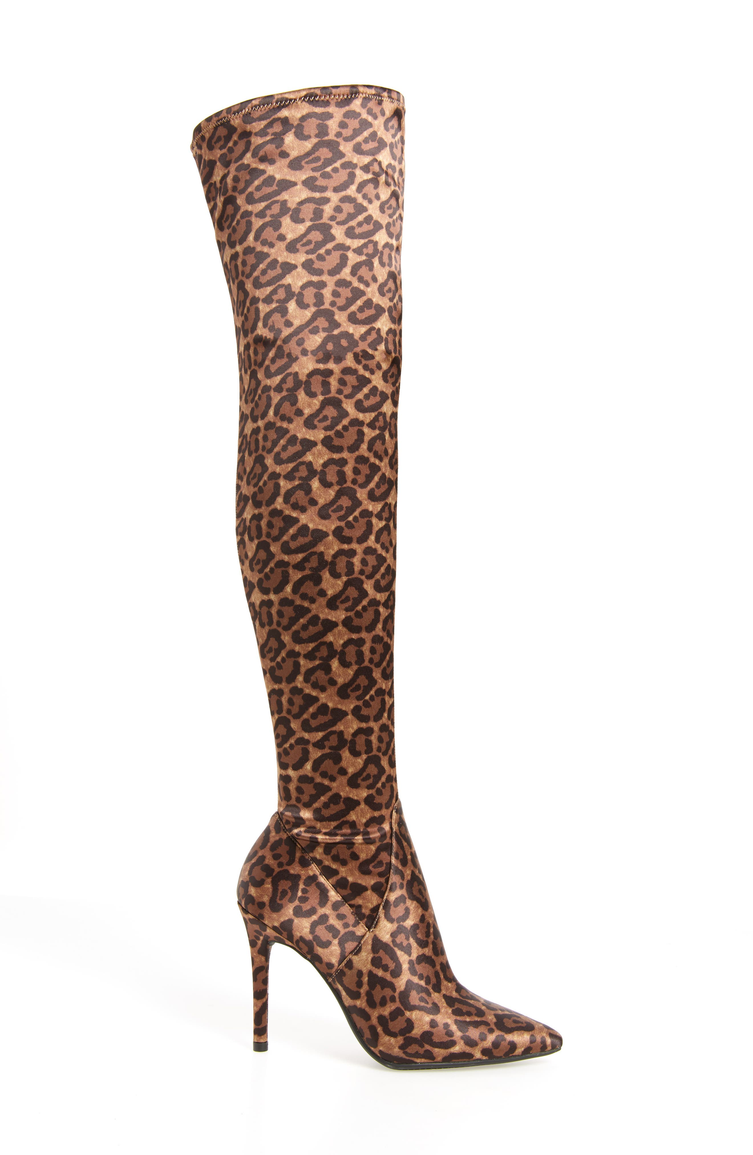 Alternate Image 3  - Jessica Simpson Loring Stretch Over the Knee Boot