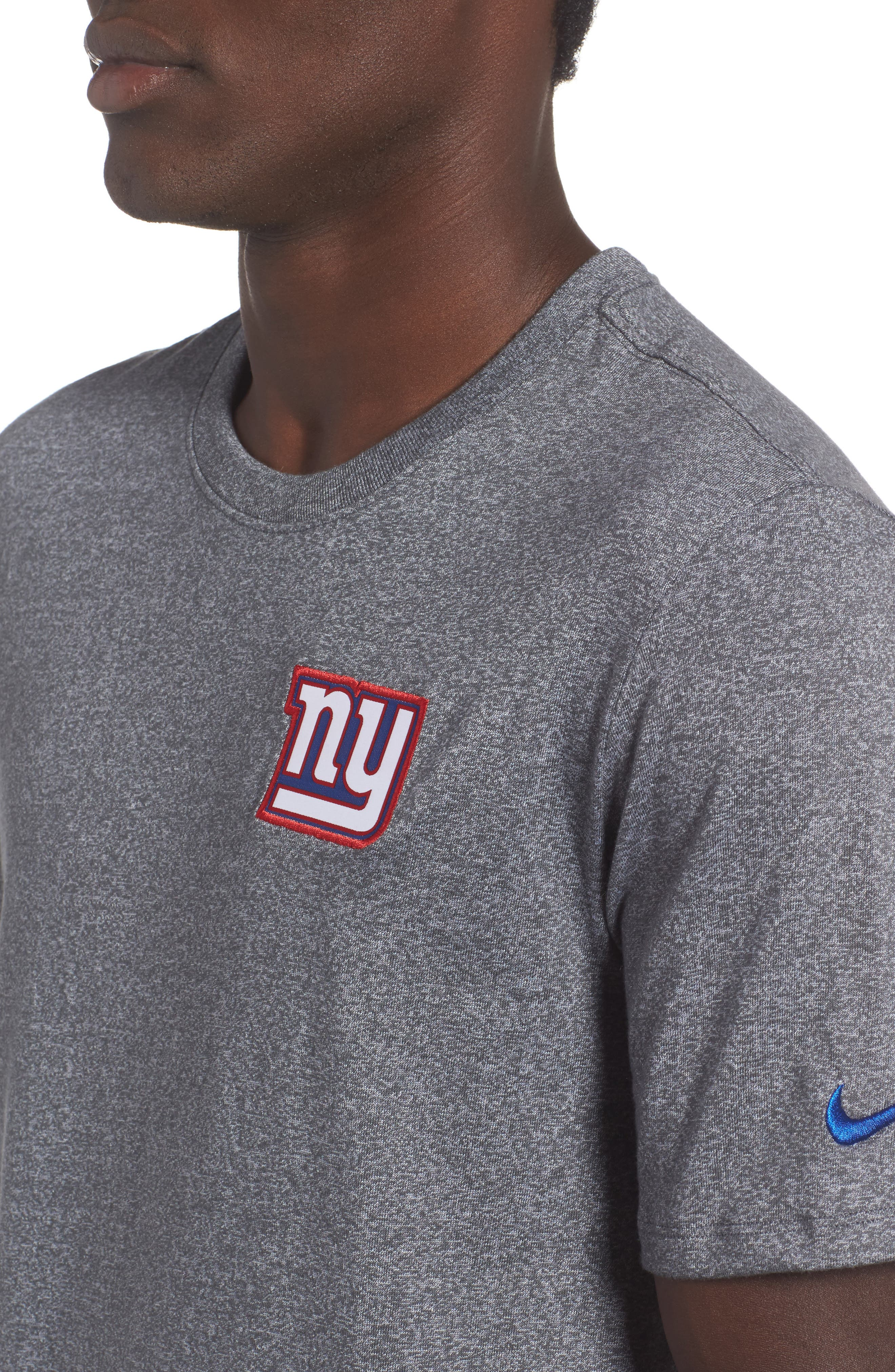 Alternate Image 4  - Nike NFL Patch T-Shirt