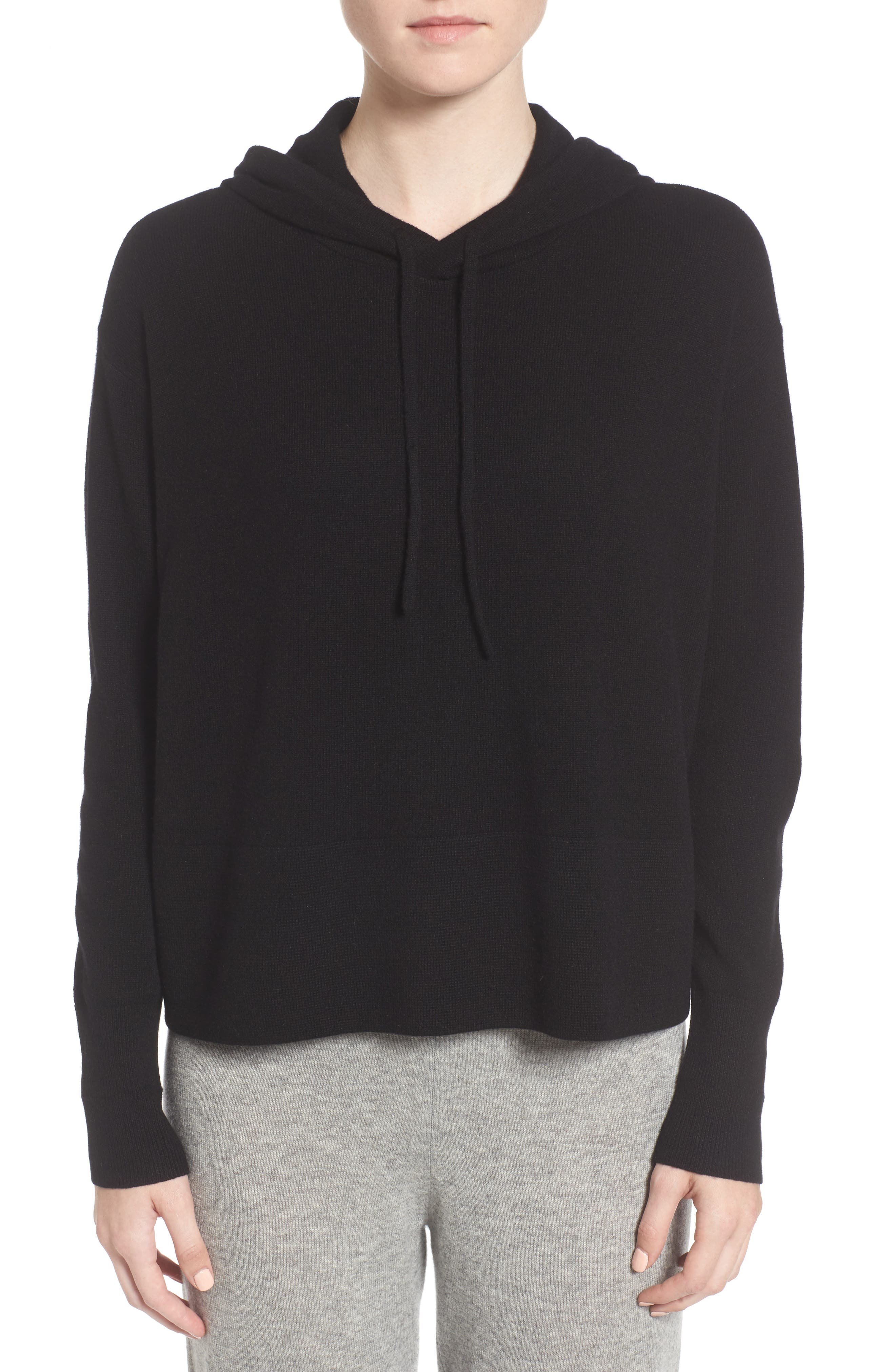 Everlane The Cashmere Square Hoodie