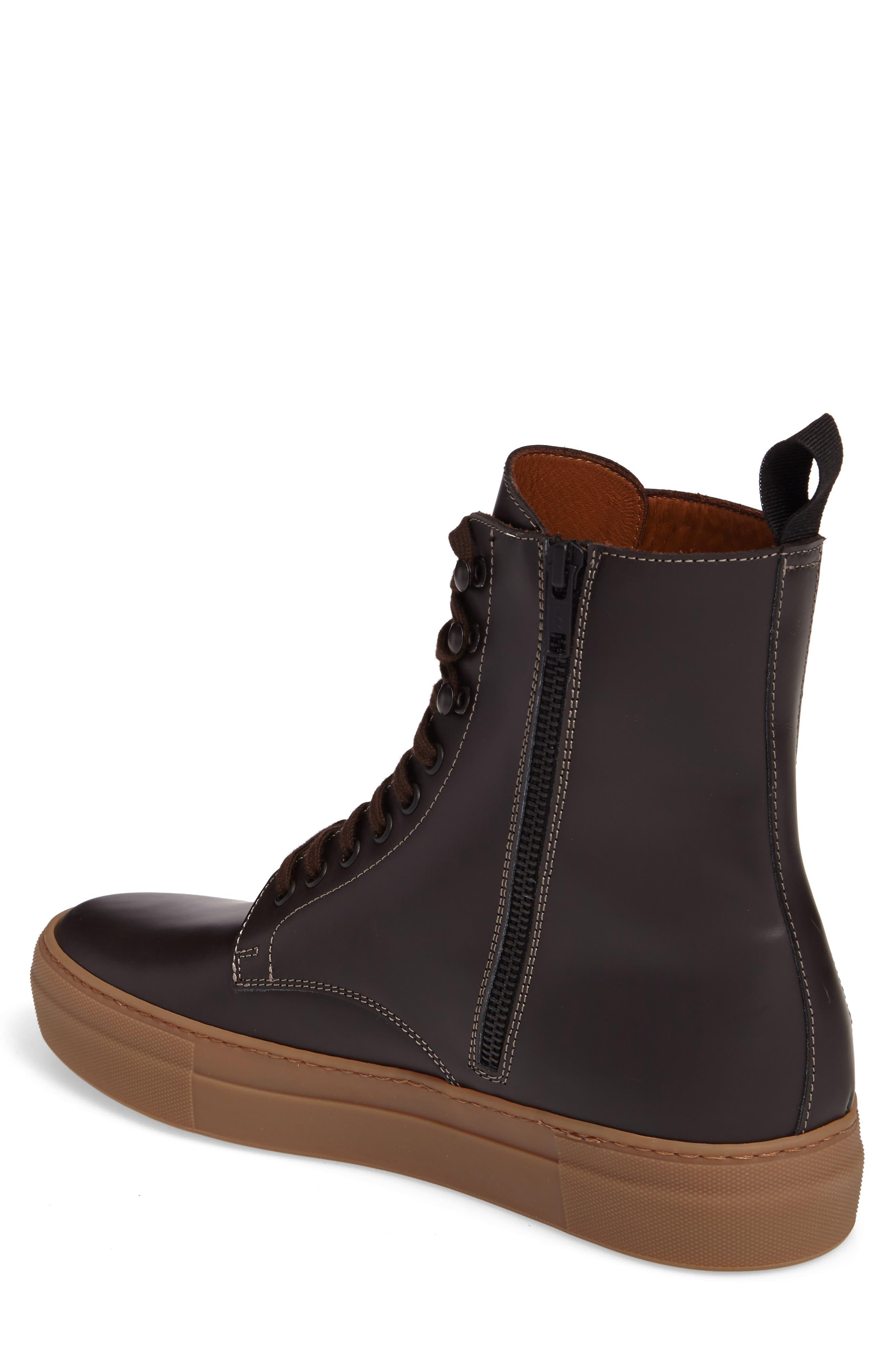 Alternate Image 2  - Common Projects x Robert Geller Plain Toe Boot (Men)