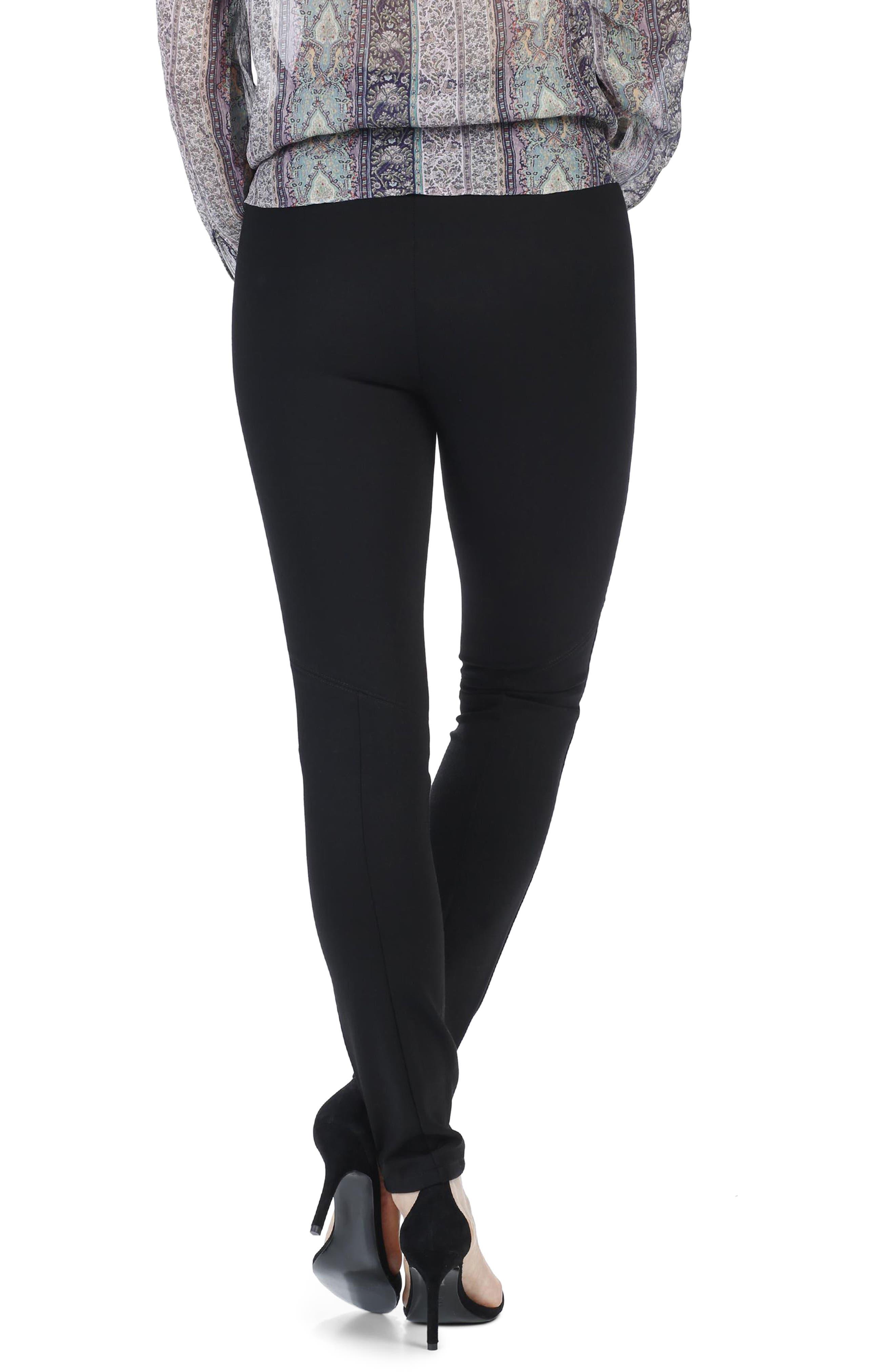 Alternate Image 2  - PAIGE Myla High Waist Skinny Ponte Pants