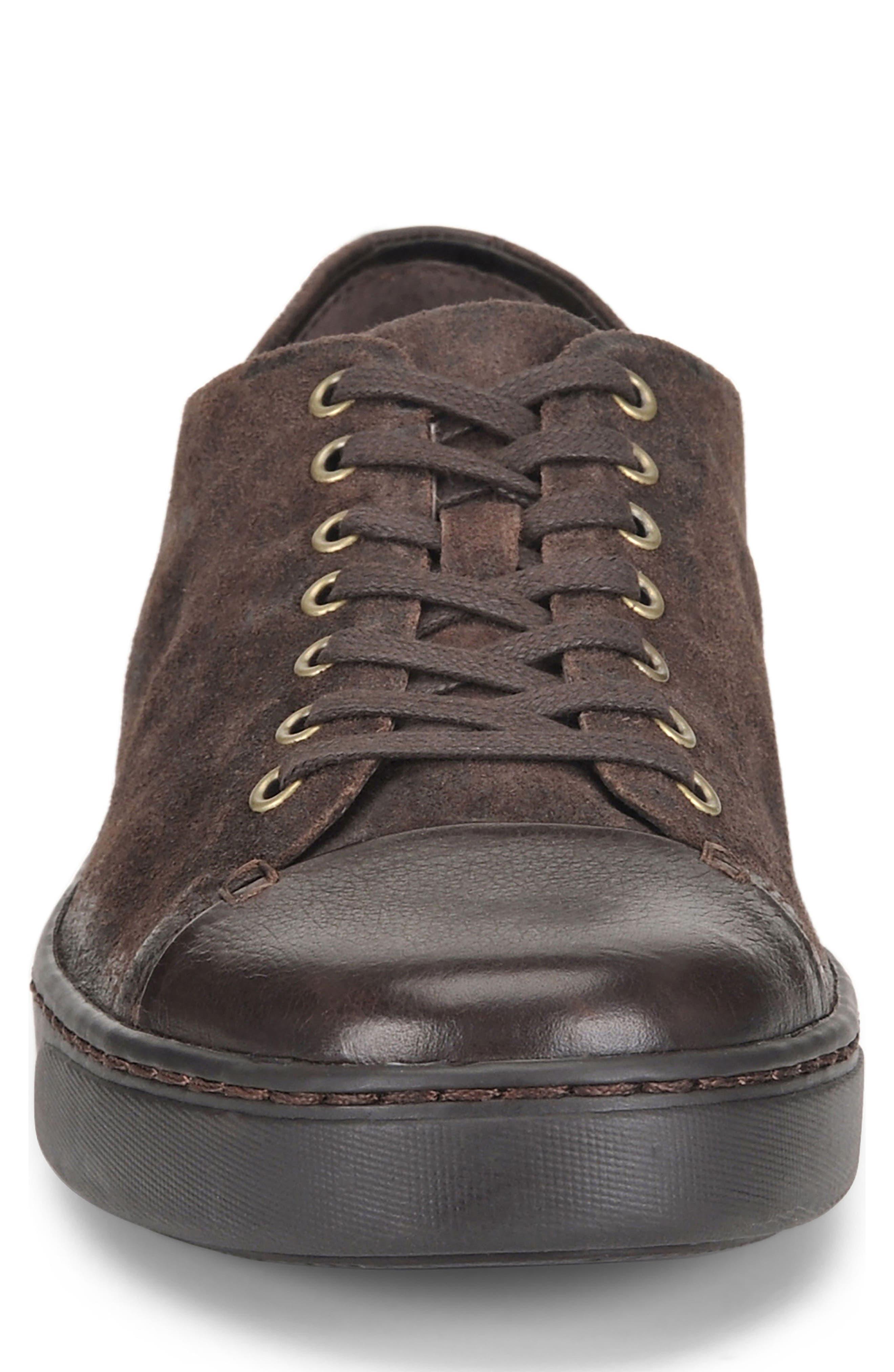 Alternate Image 4  - Børn 'Bayne' Cap Toe Sneaker (Men)