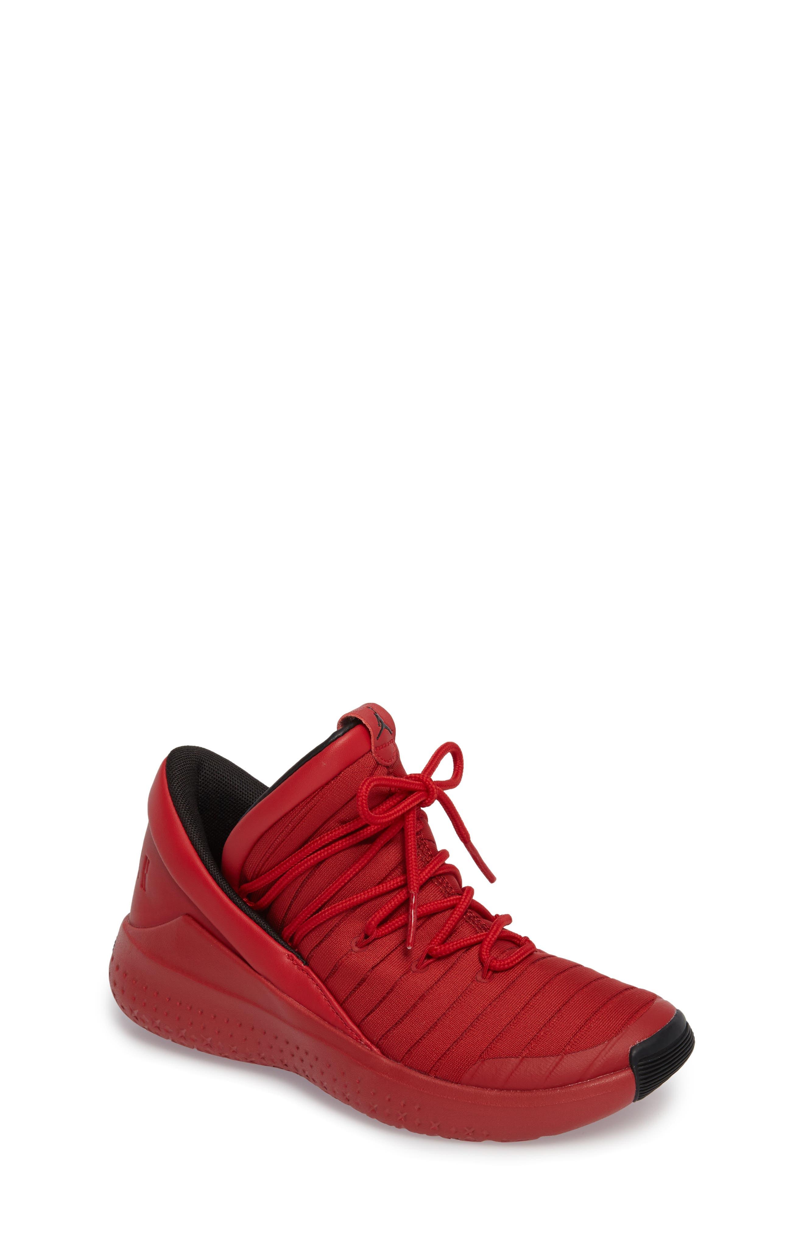 Alternate Image 1 Selected - Nike Jordan Flight Luxe Sneaker (Big Kid)