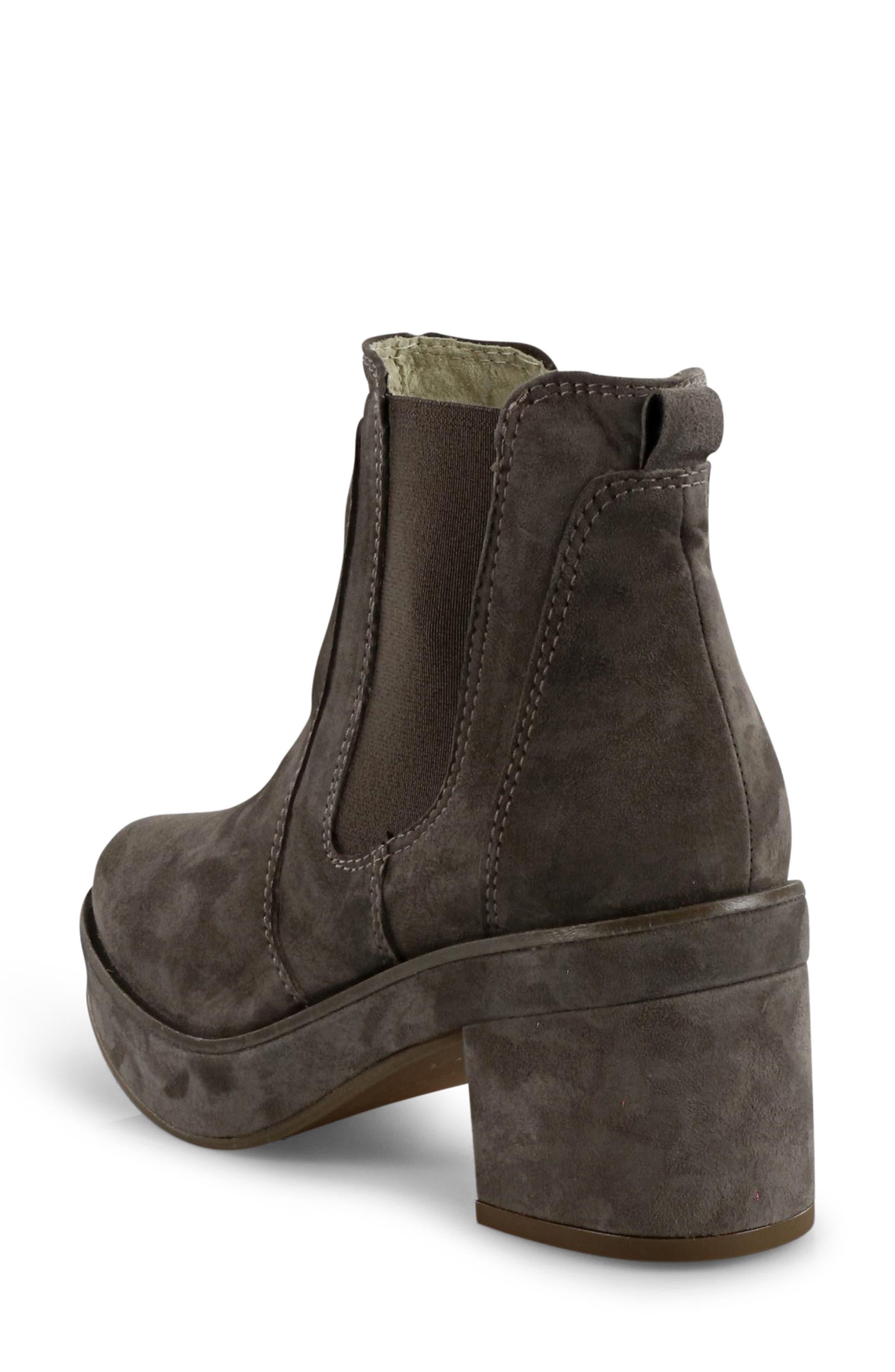 Alternate Image 2  - Klik Darli Platform Chelsea Boot (Women)