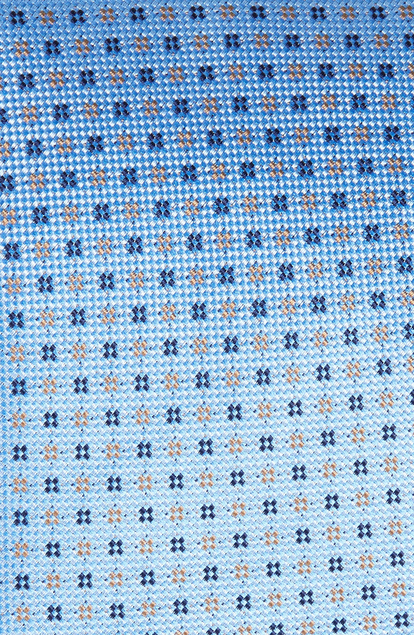Alternate Image 2  - Eton Neat Silk Tie