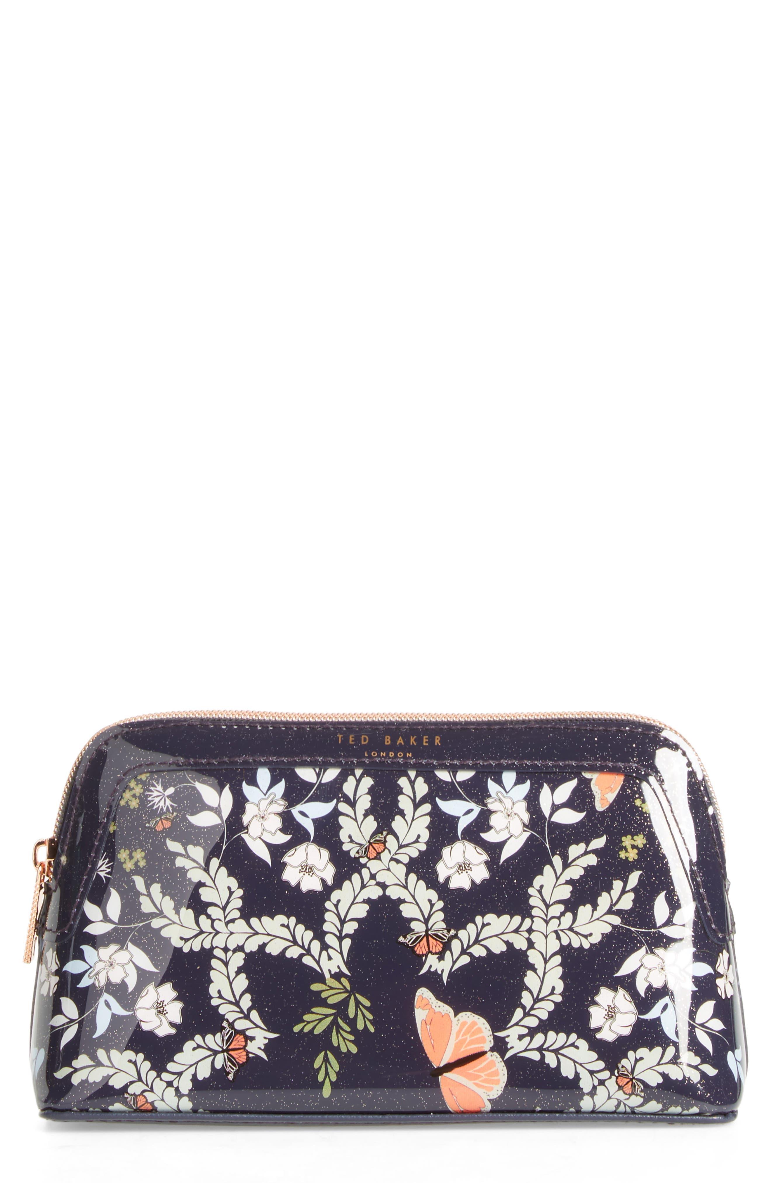 Ted Baker London Lennita- Kyoto Gardens Cosmetics Bag