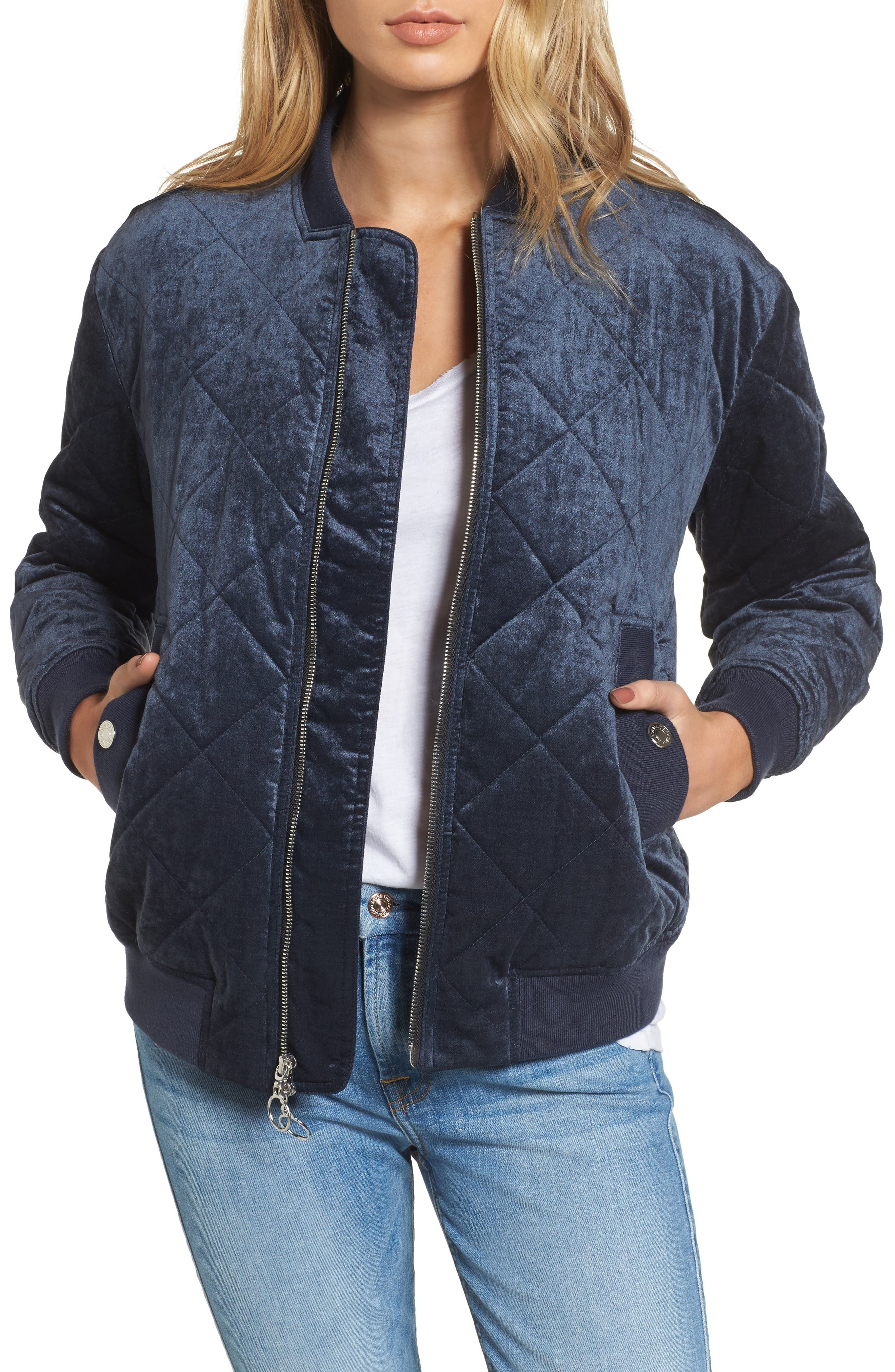 7 For All Mankind® Boyfriend Bomber Jacket