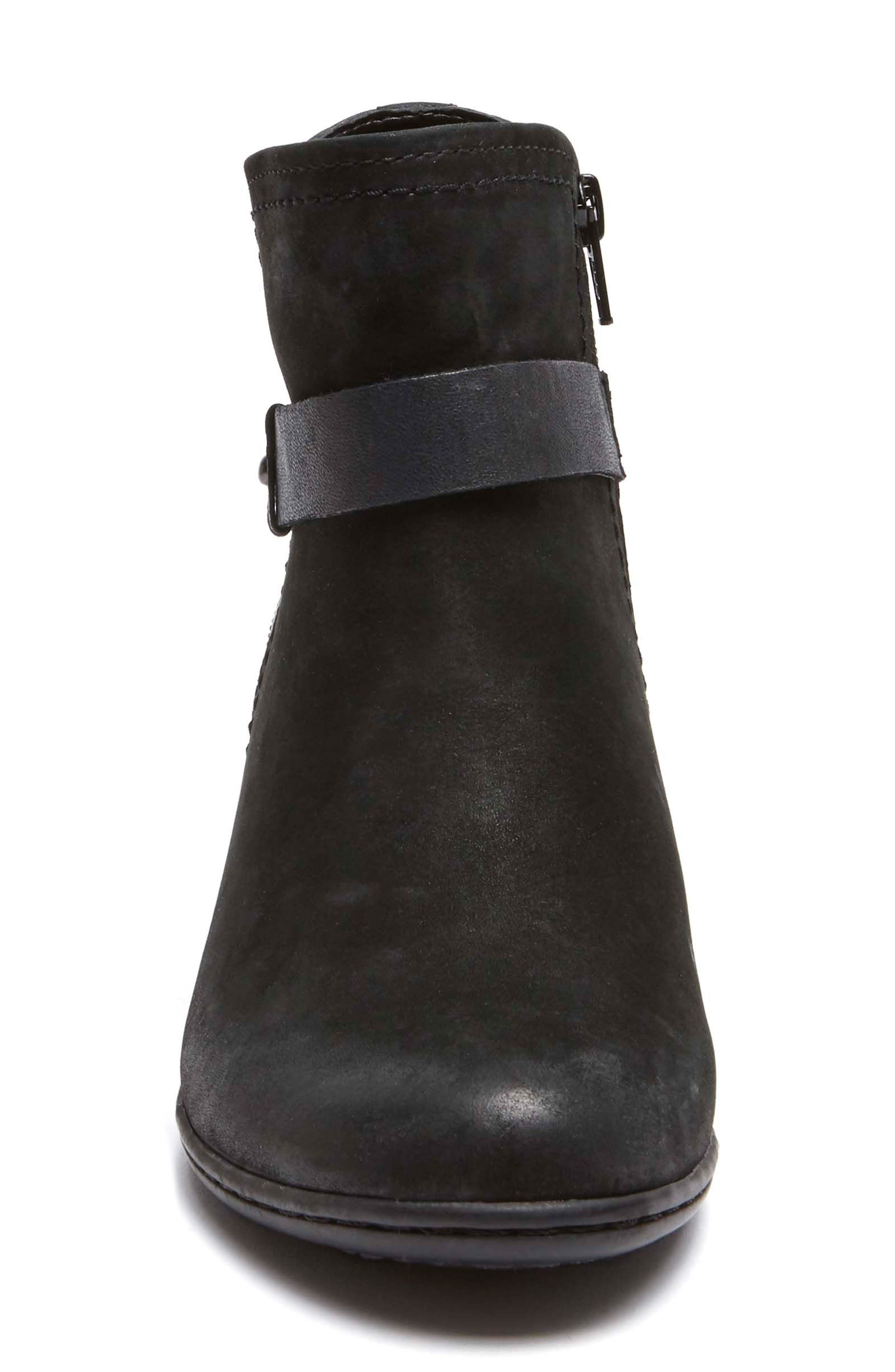 Alternate Image 4  - Rockport Cobb Hill Rashel Buckle Bootie (Women)