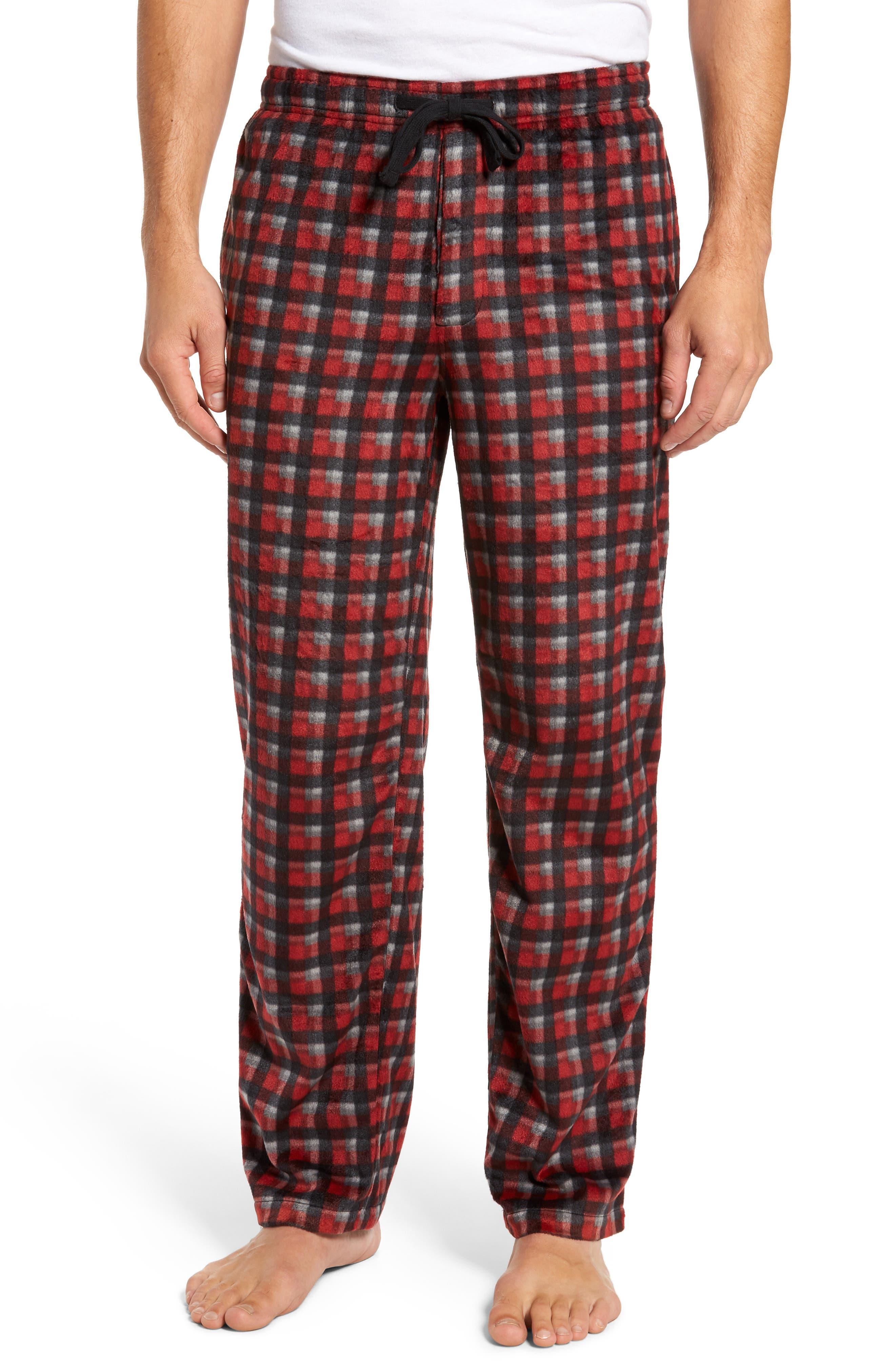 Nordstrom Men's Shop Fleece Lounge Pants