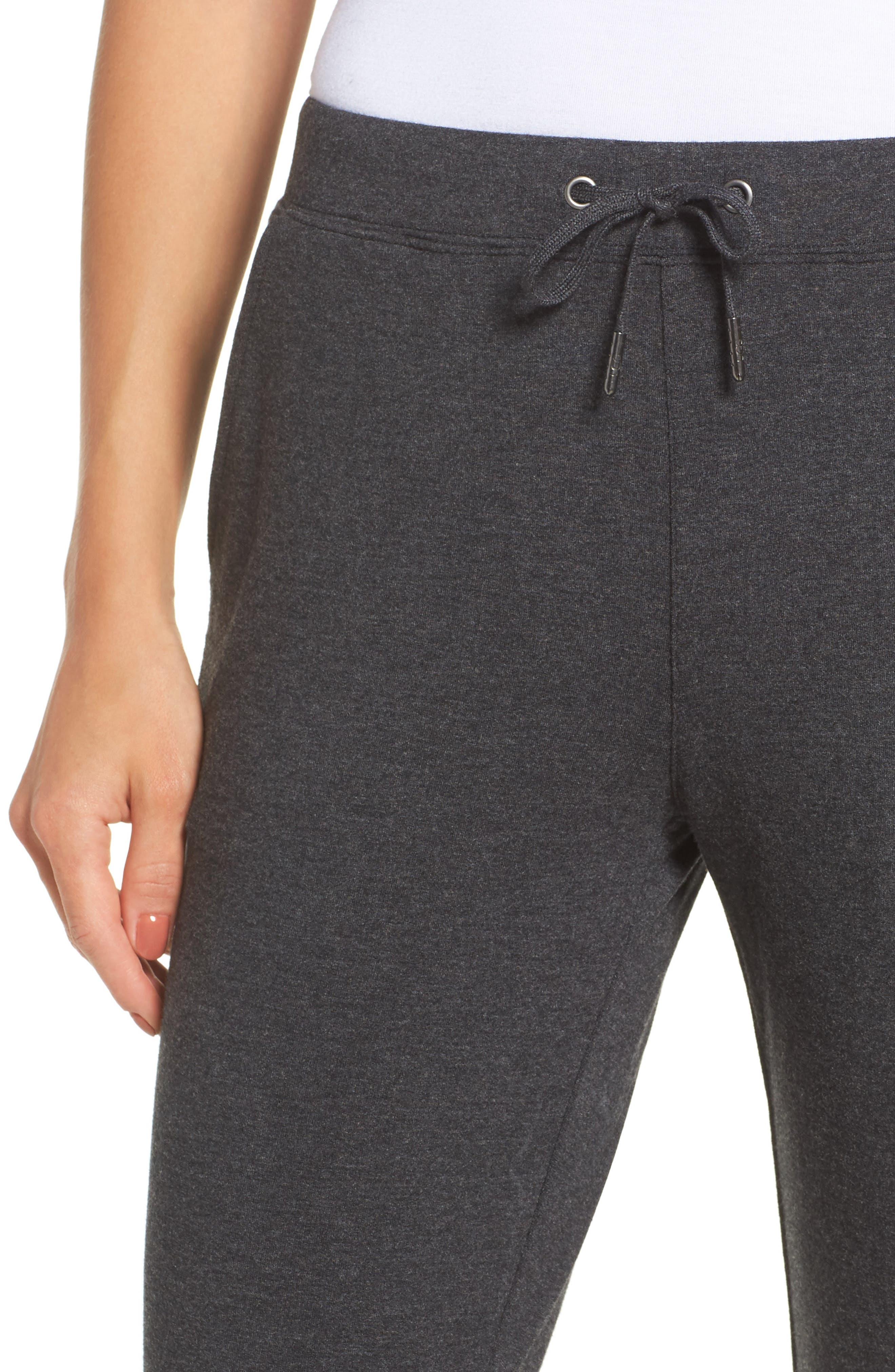 Alternate Image 5  - UGG® Cozy Fleece Jogger Pants