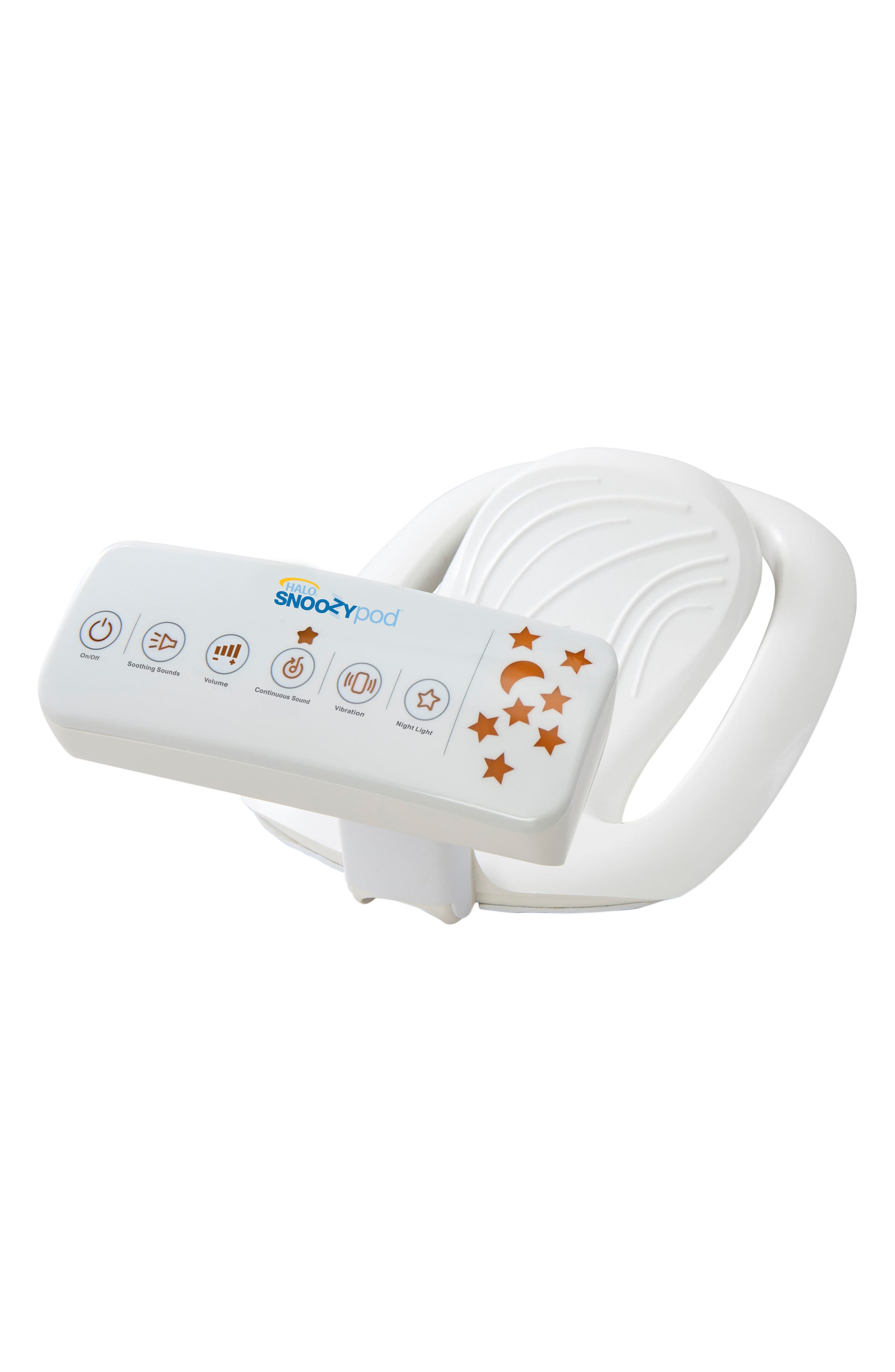 Halo Innovations SnoozyPod™ All-in-One Vibrating Bedtime Soother