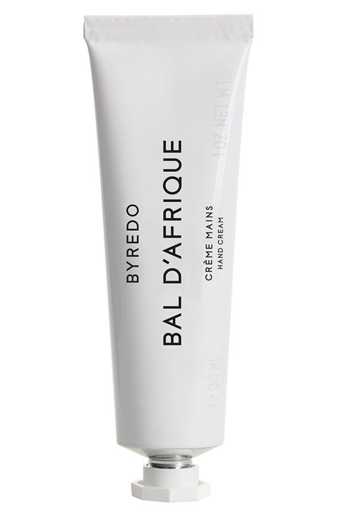 Main Image - BYREDO Bal d'Afrique Hand Cream