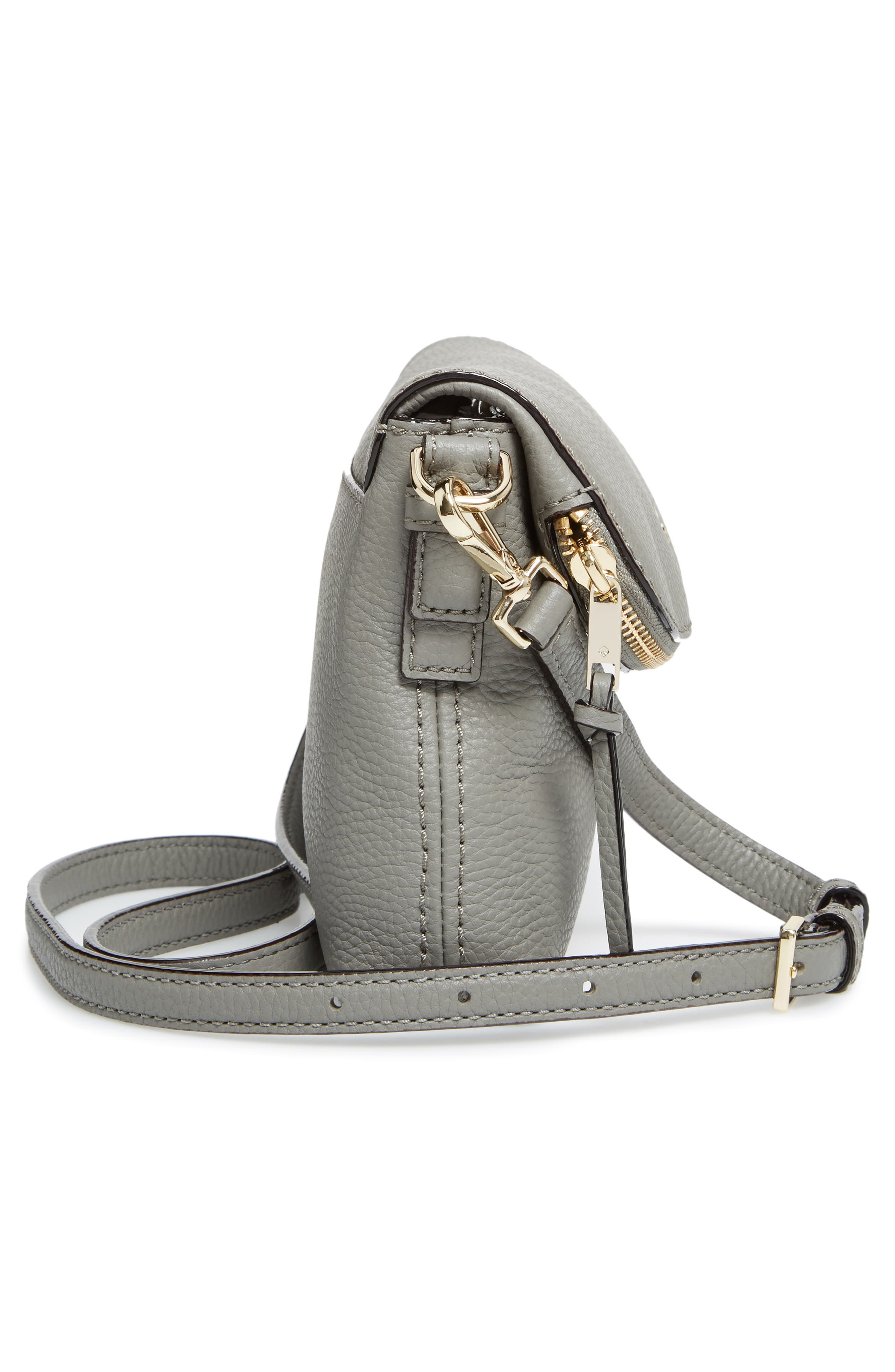 Alternate Image 4  - kate spade new york jackson street harlyn leather crossbody bag