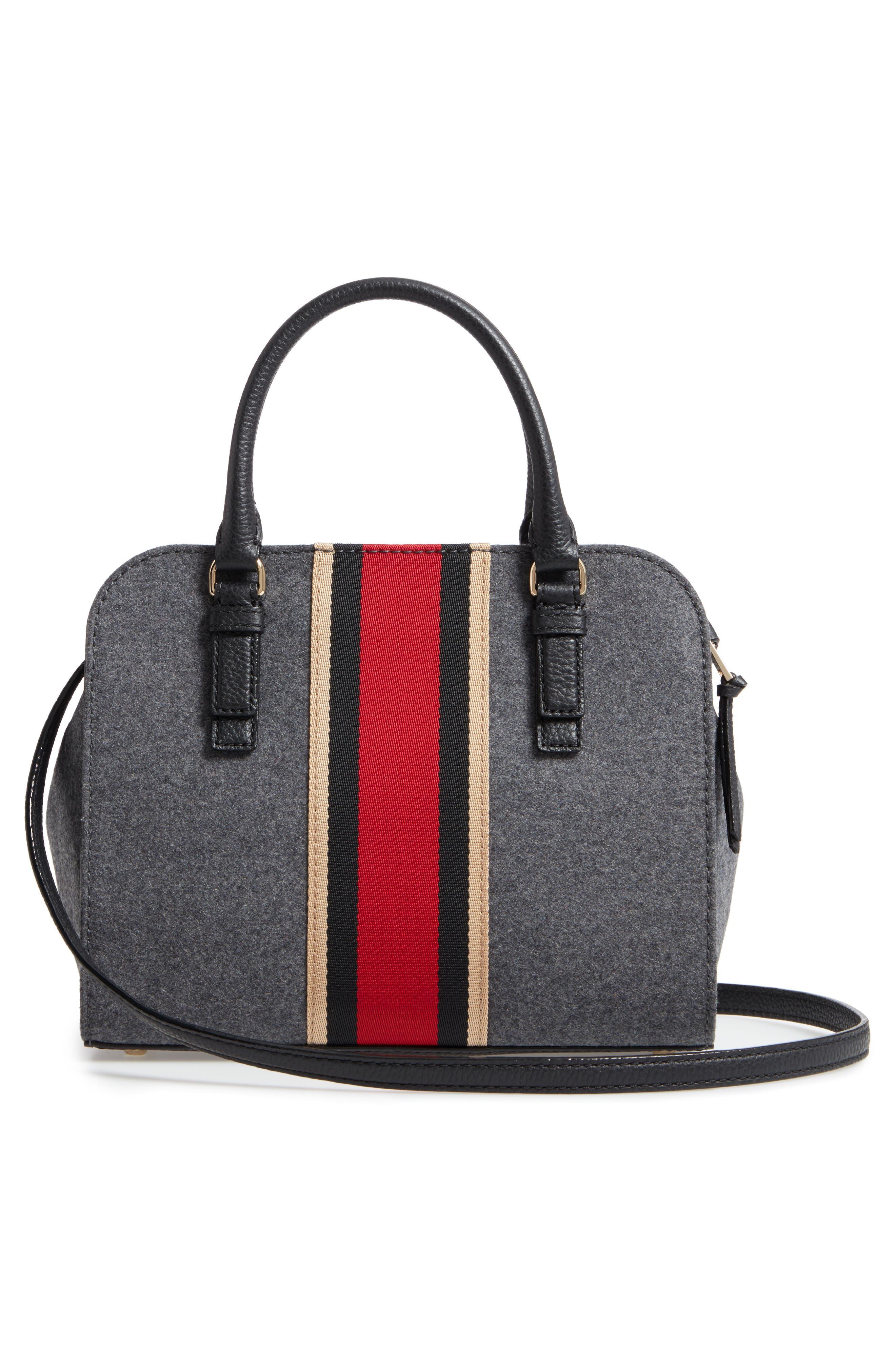 jackson street - small kiernan satchel,                             Alternate thumbnail 2, color,                             Charcoal