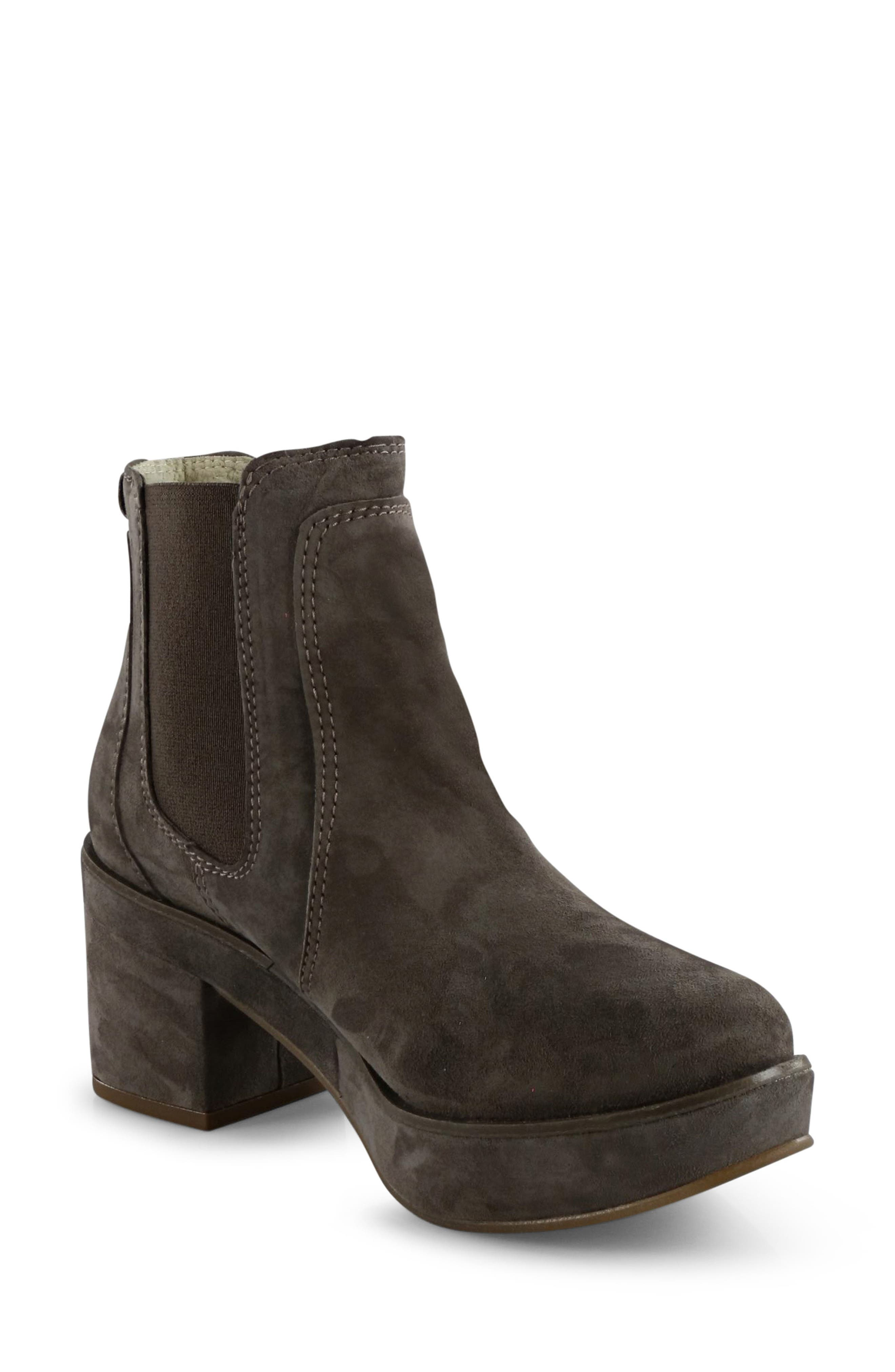 Klik Darli Platform Chelsea Boot (Women)