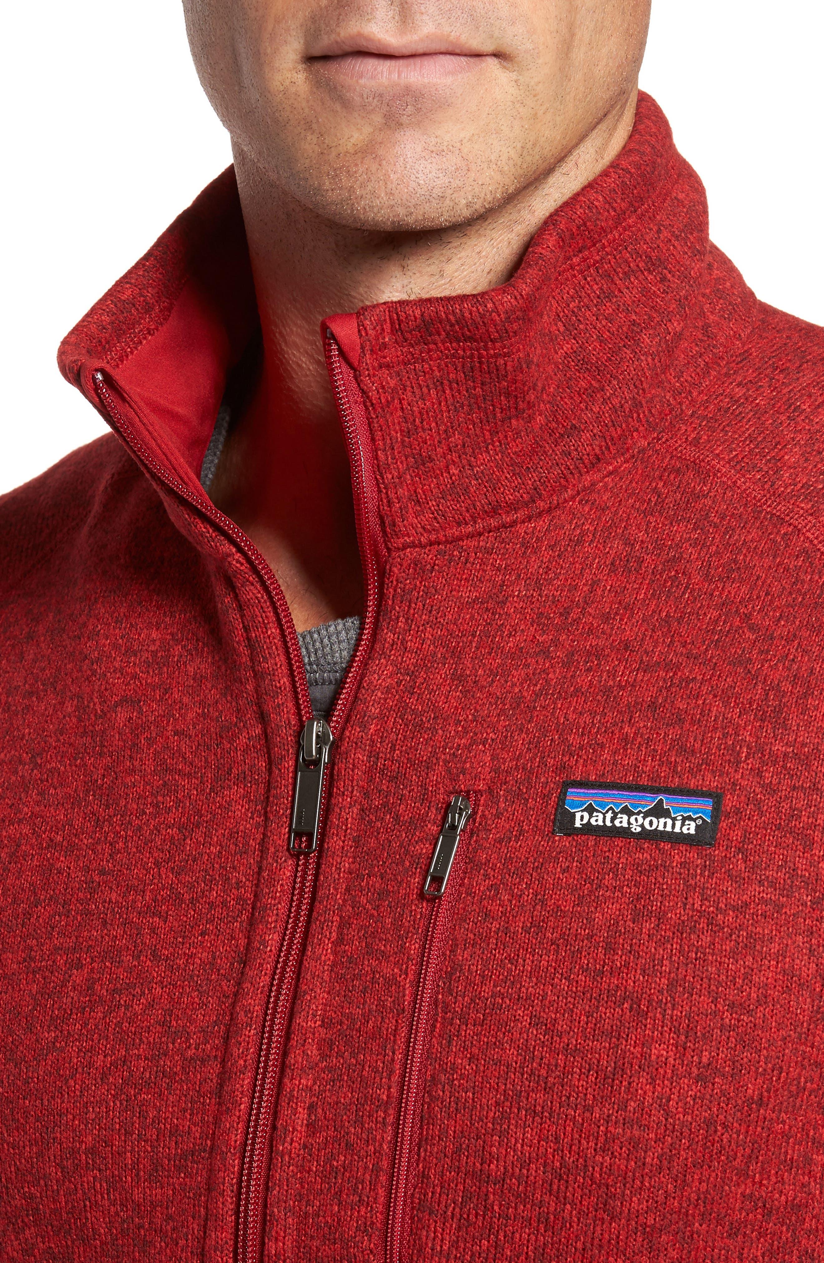 Alternate Image 4  - Patagonia 'Better Sweater' Zip Front Vest