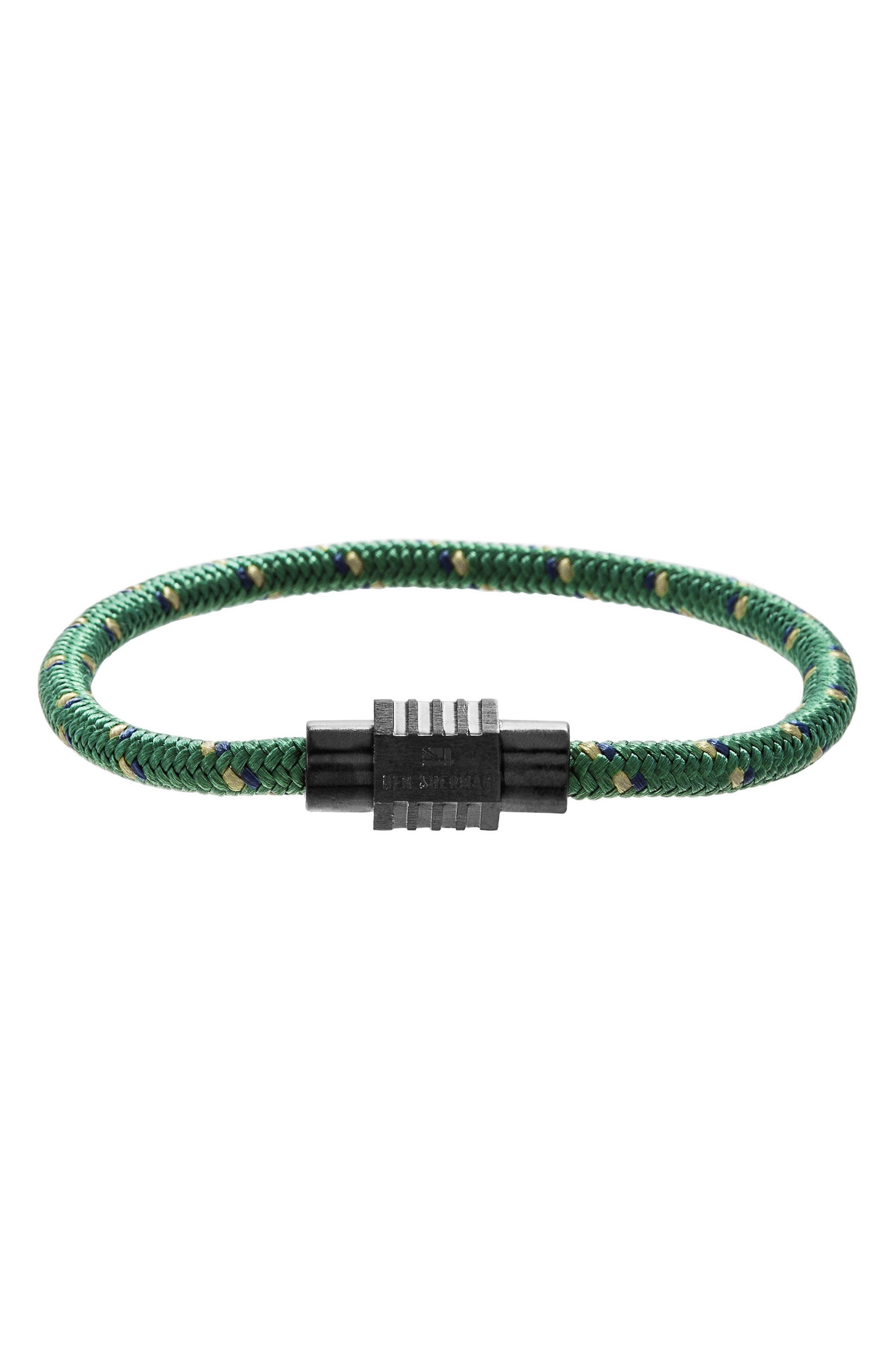 Ben Sherman Rondelle Cord Bracelet