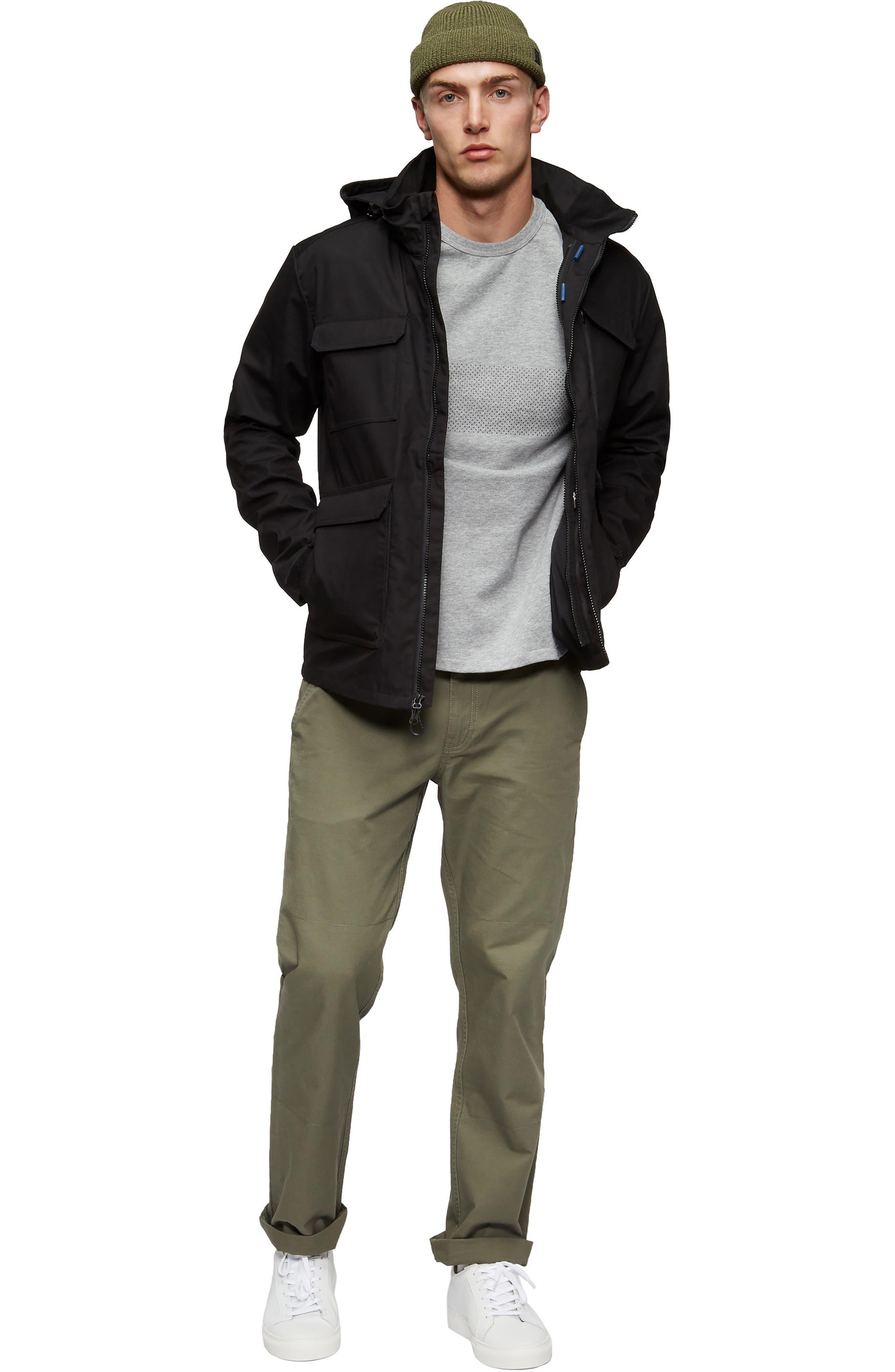 Alternate Image 4  - TAVIK Stafford Crewneck Sweatshirt