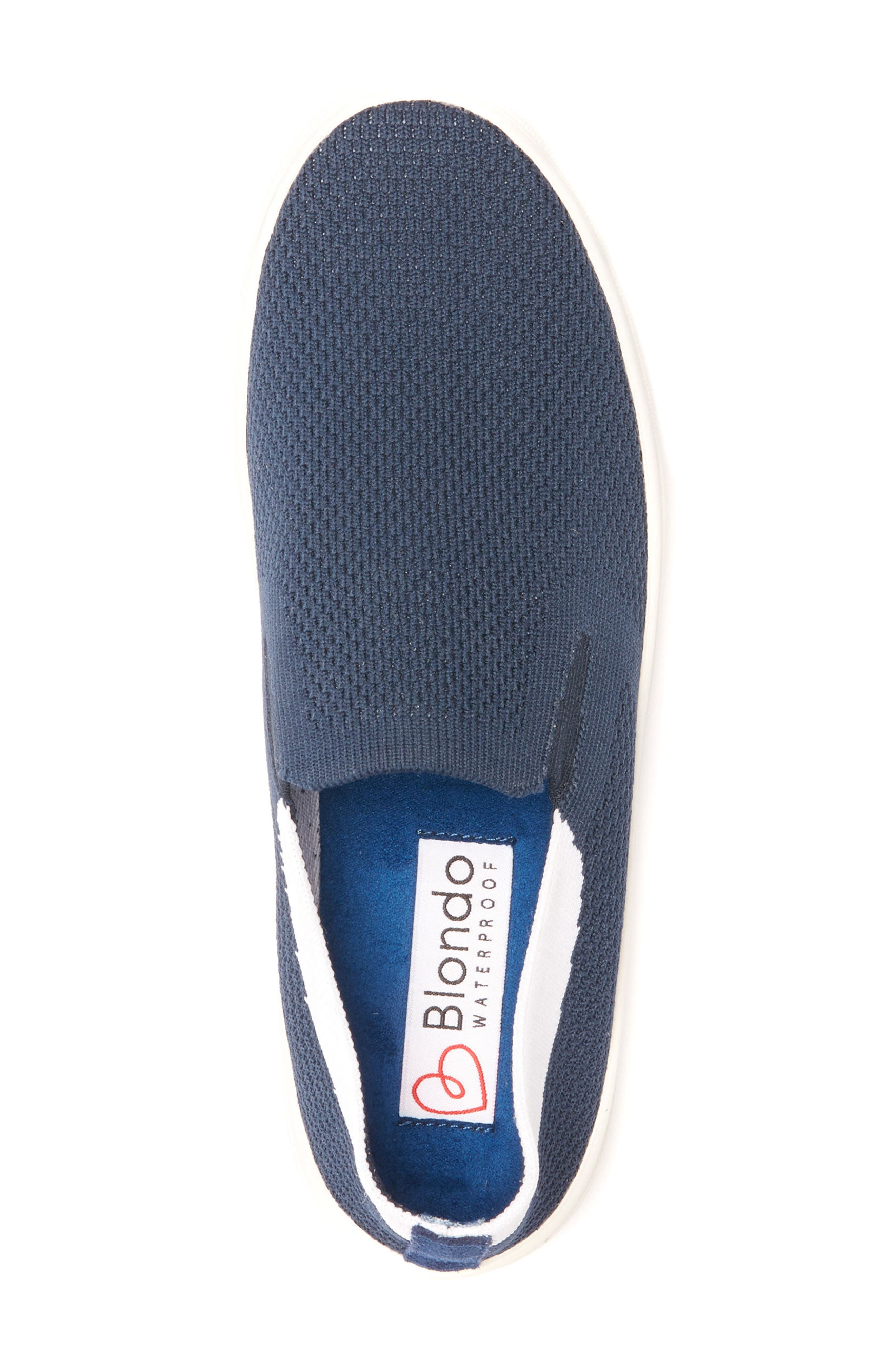 Alternate Image 5  - Blondo Gina Waterproof Sneaker (Women)