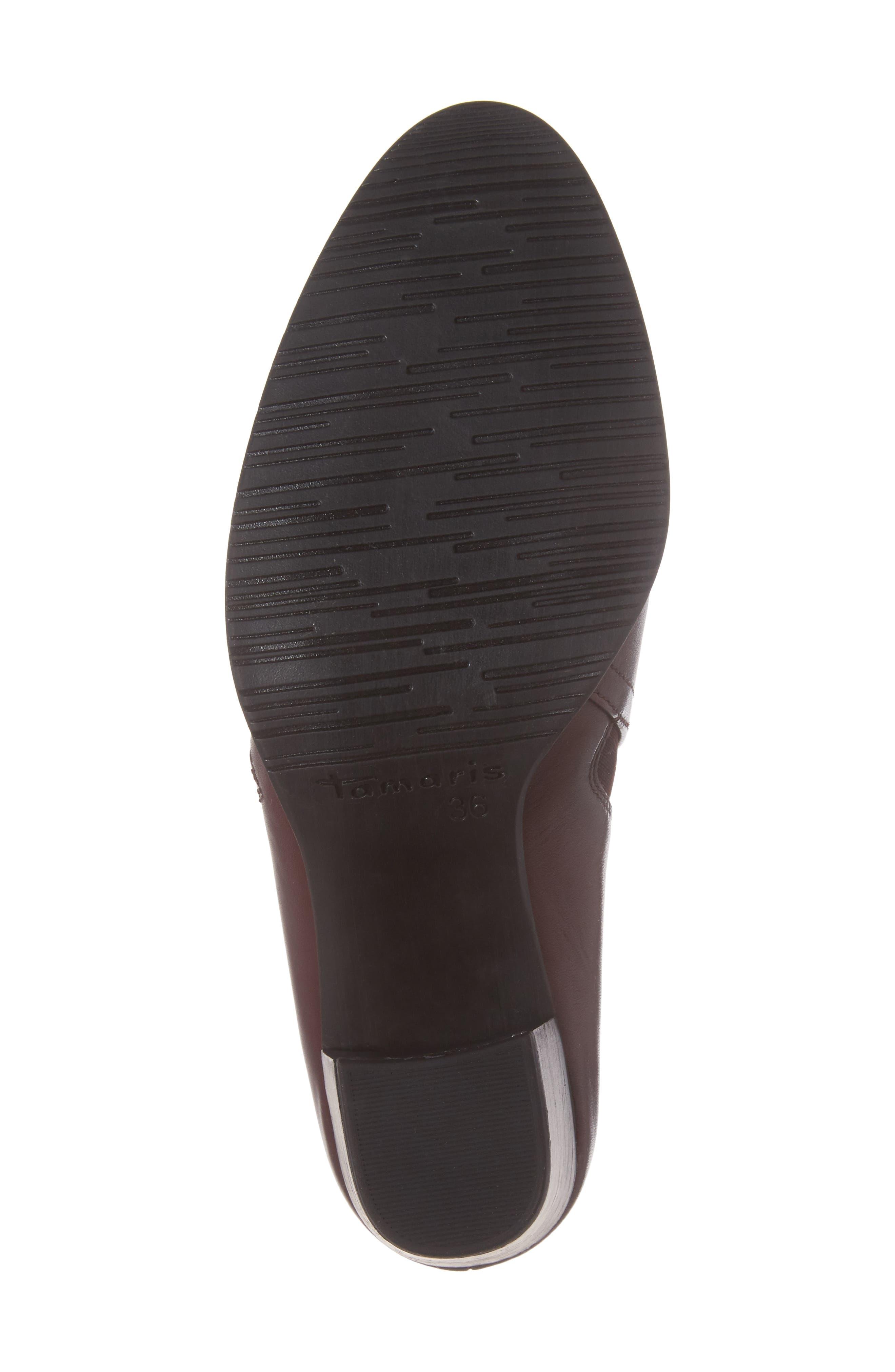 Alternate Image 6  - Tamaris Zone Block Heel Bootie (Women)