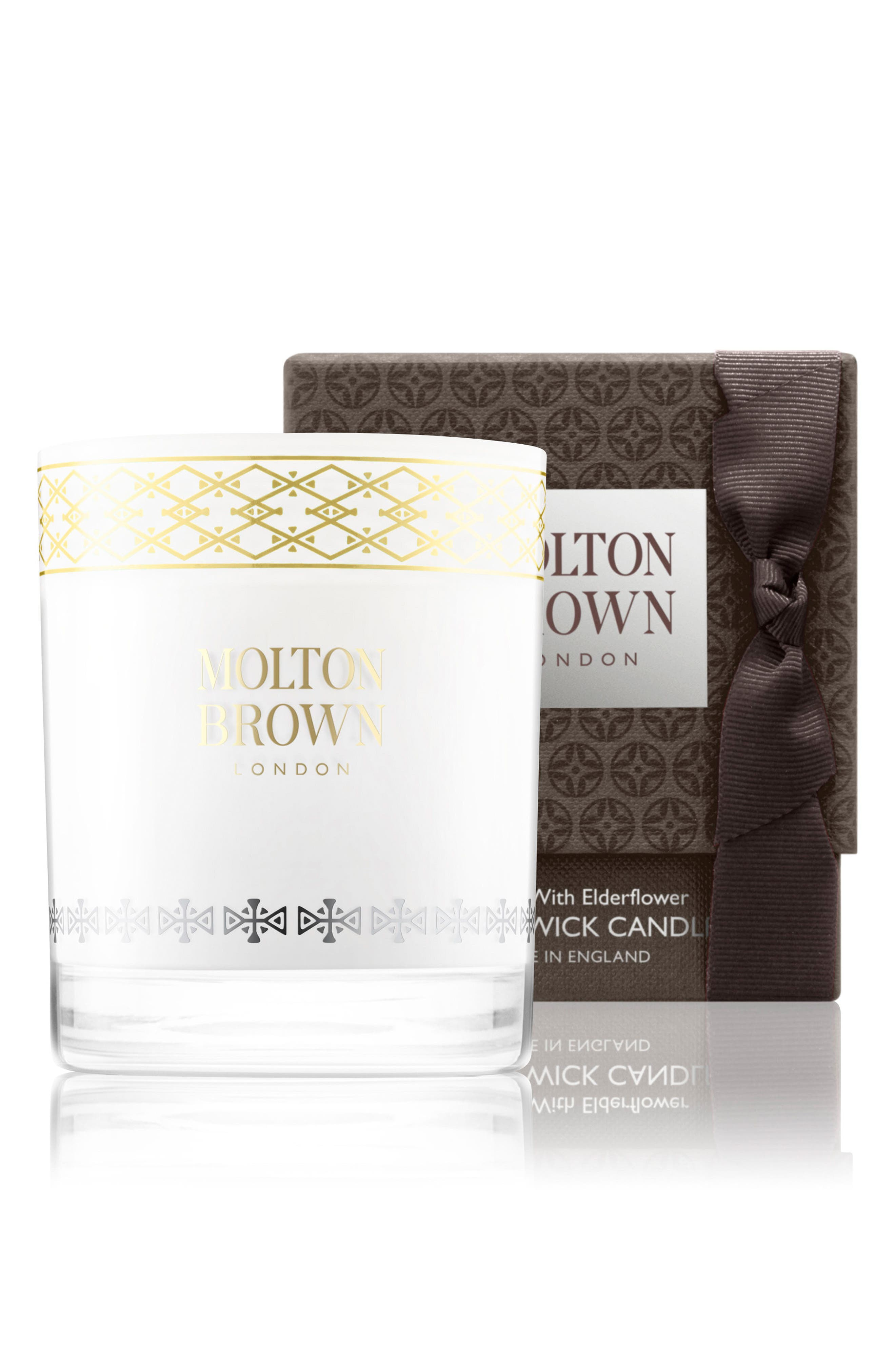 Alternate Image 1 Selected - MOLTON BROWN London Single Wick Candle (Limited Edition)