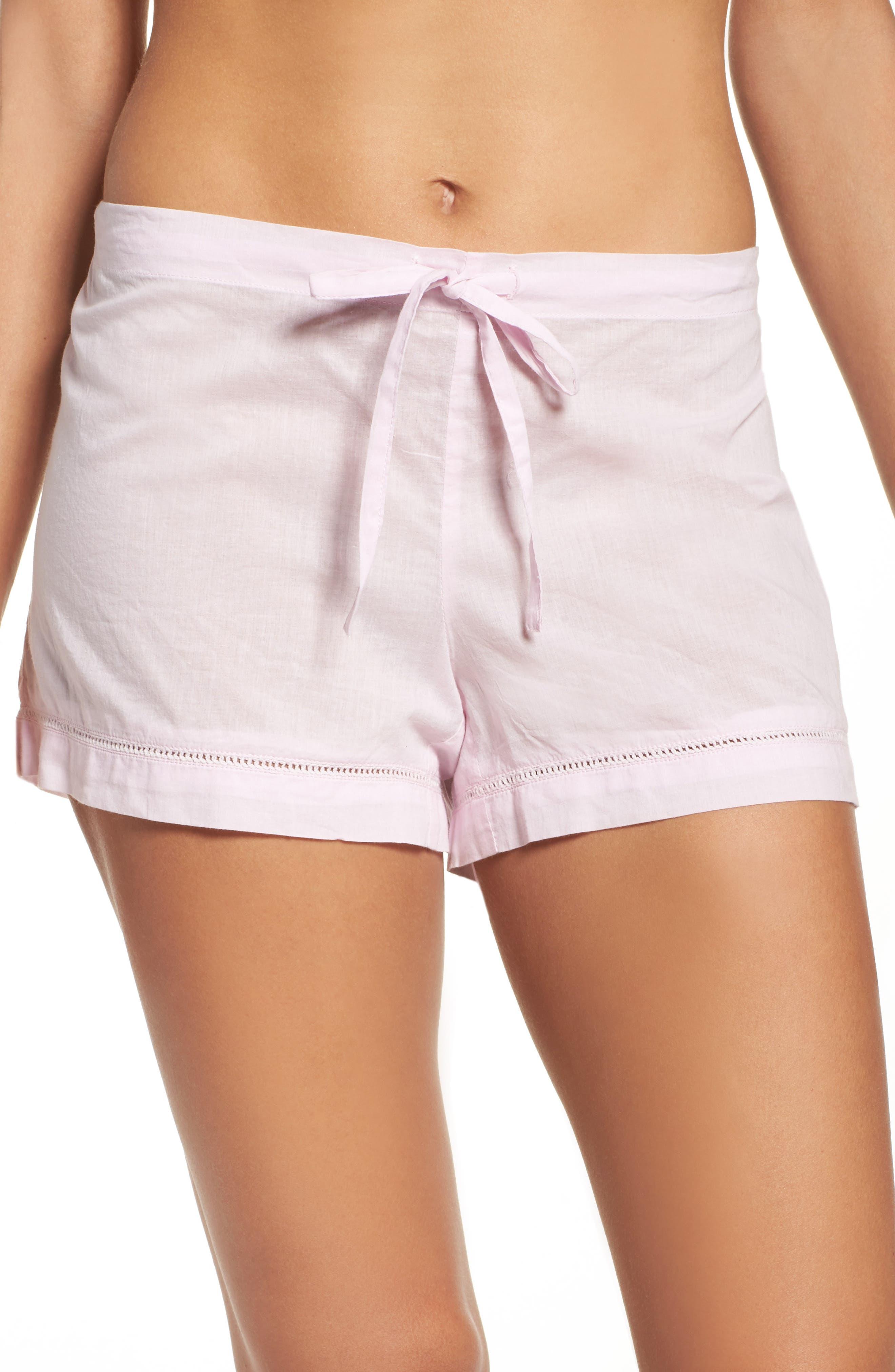 Pour Les Femmes Sleep Shorts