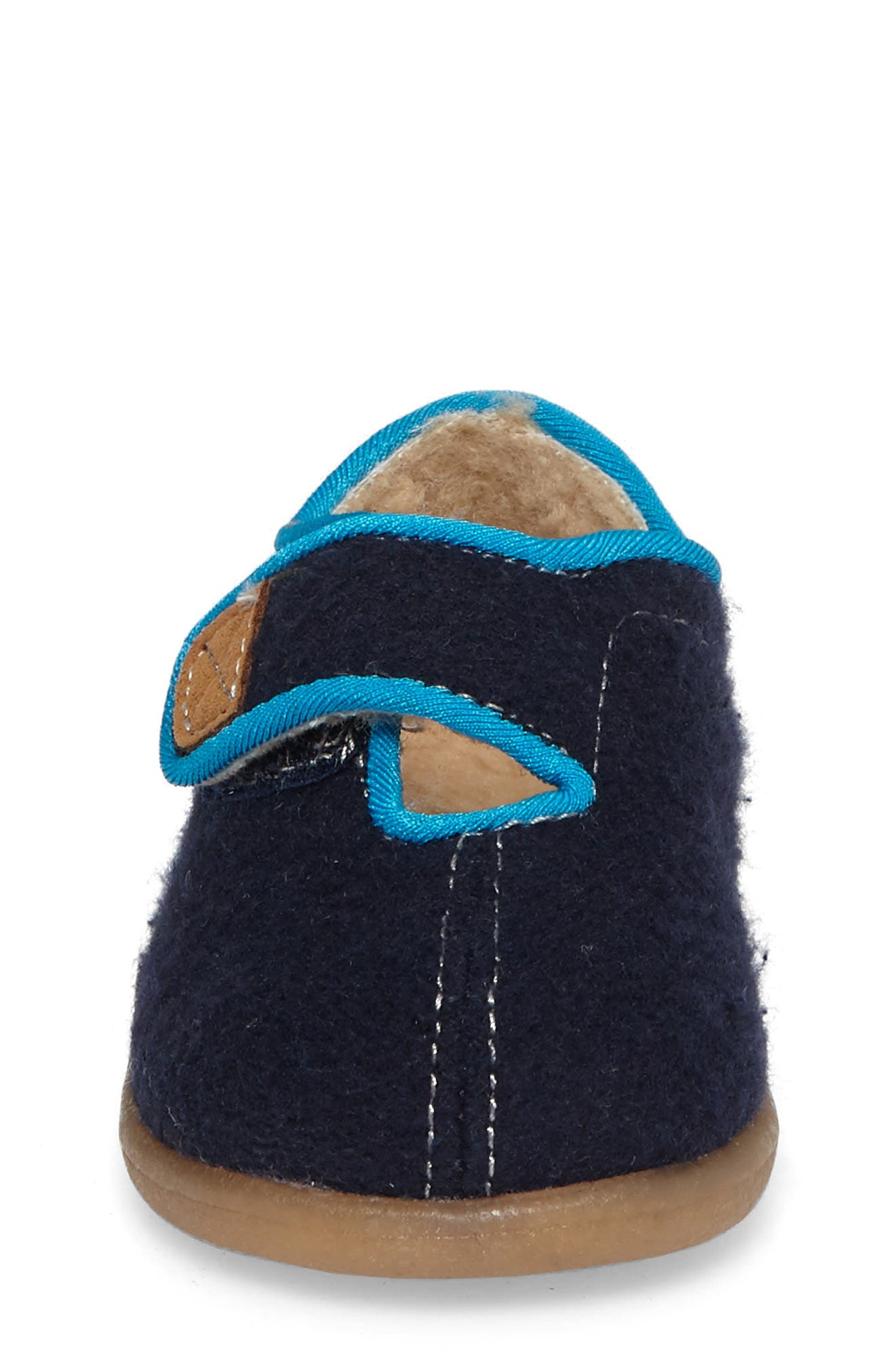 Cruz Slipper,                             Alternate thumbnail 4, color,                             Navy