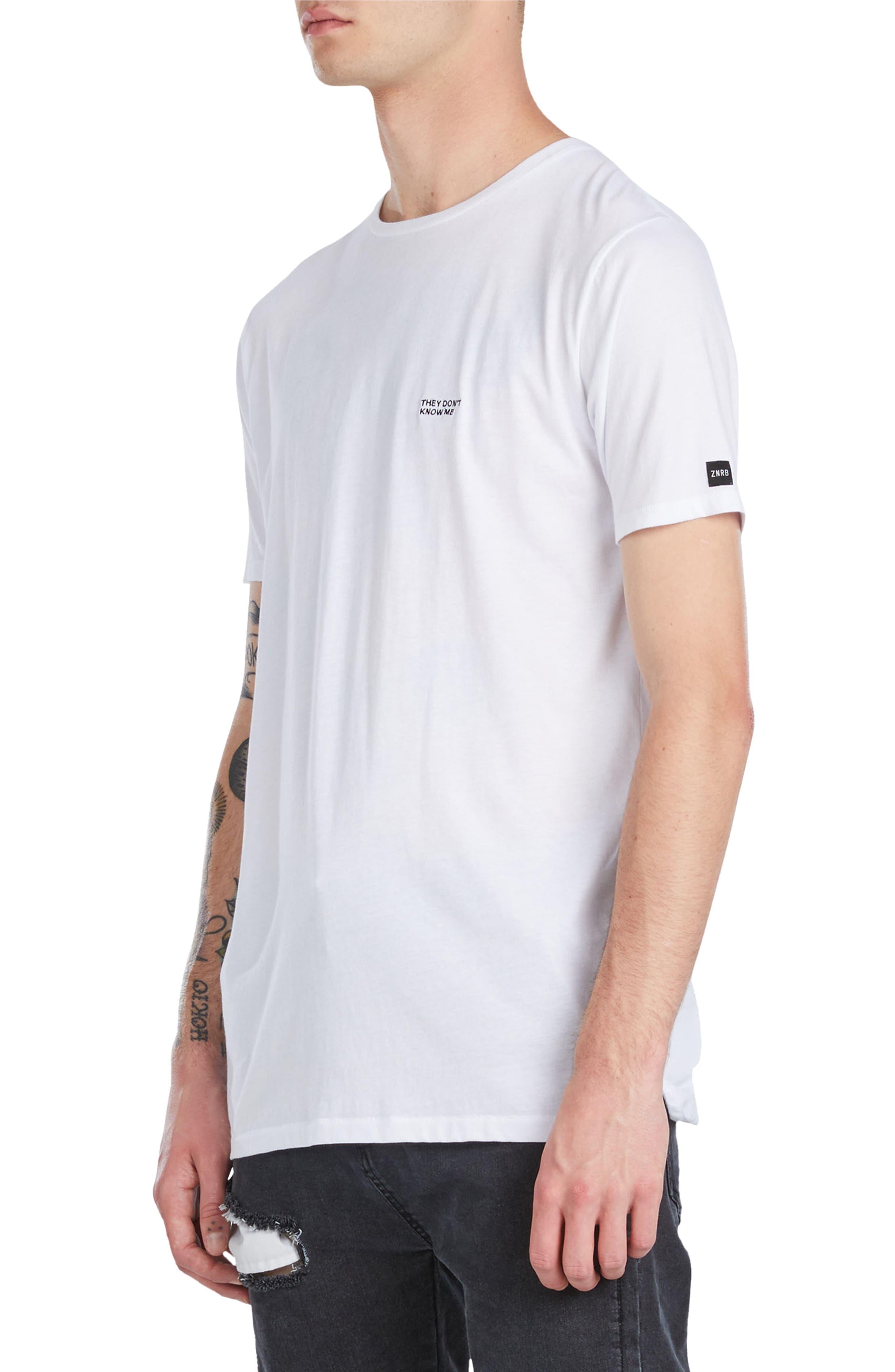 Transit Flintlock T-Shirt,                             Alternate thumbnail 4, color,                             White