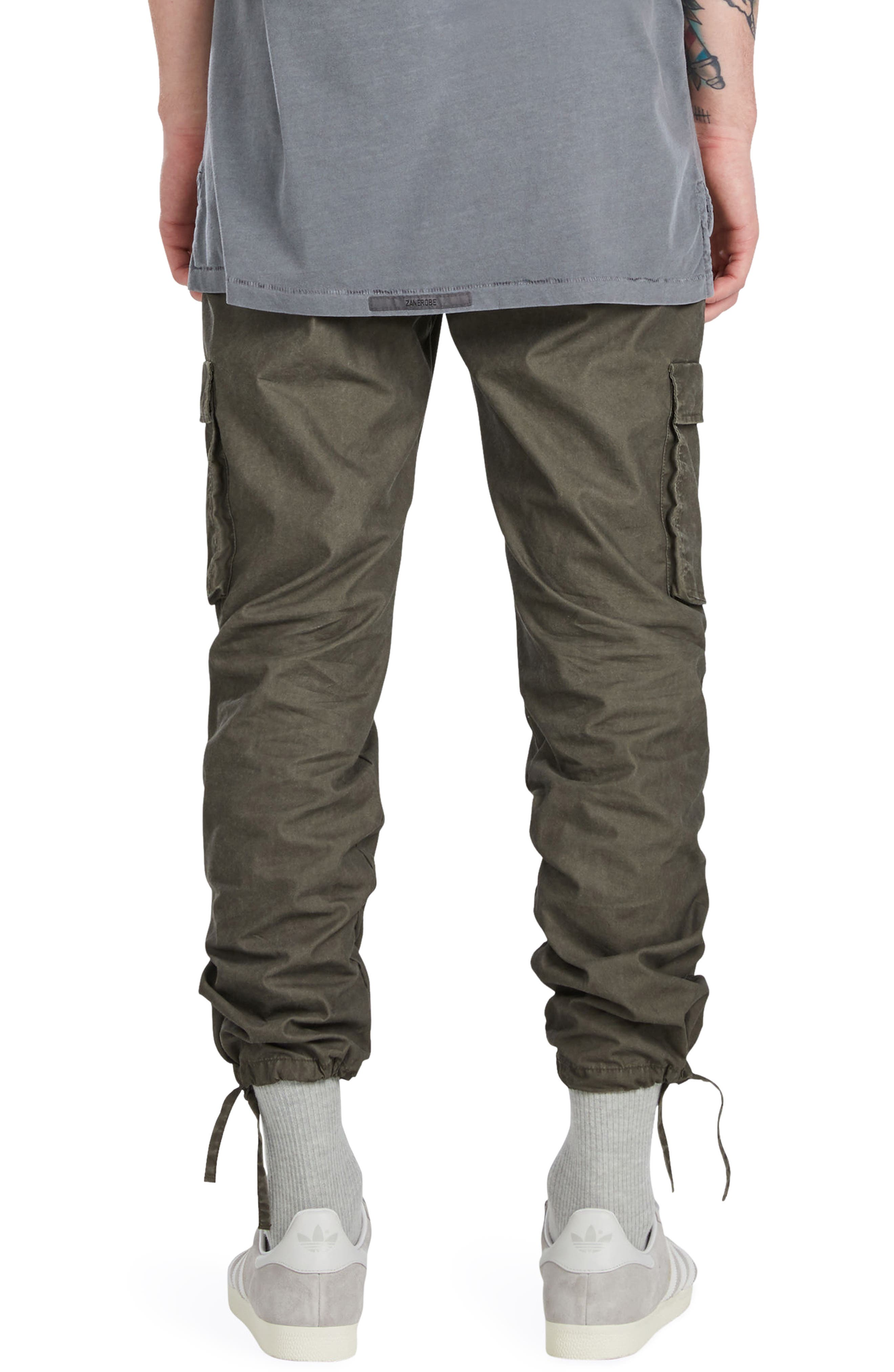 Tracer Cargo Pants,                             Alternate thumbnail 2, color,                             Peat