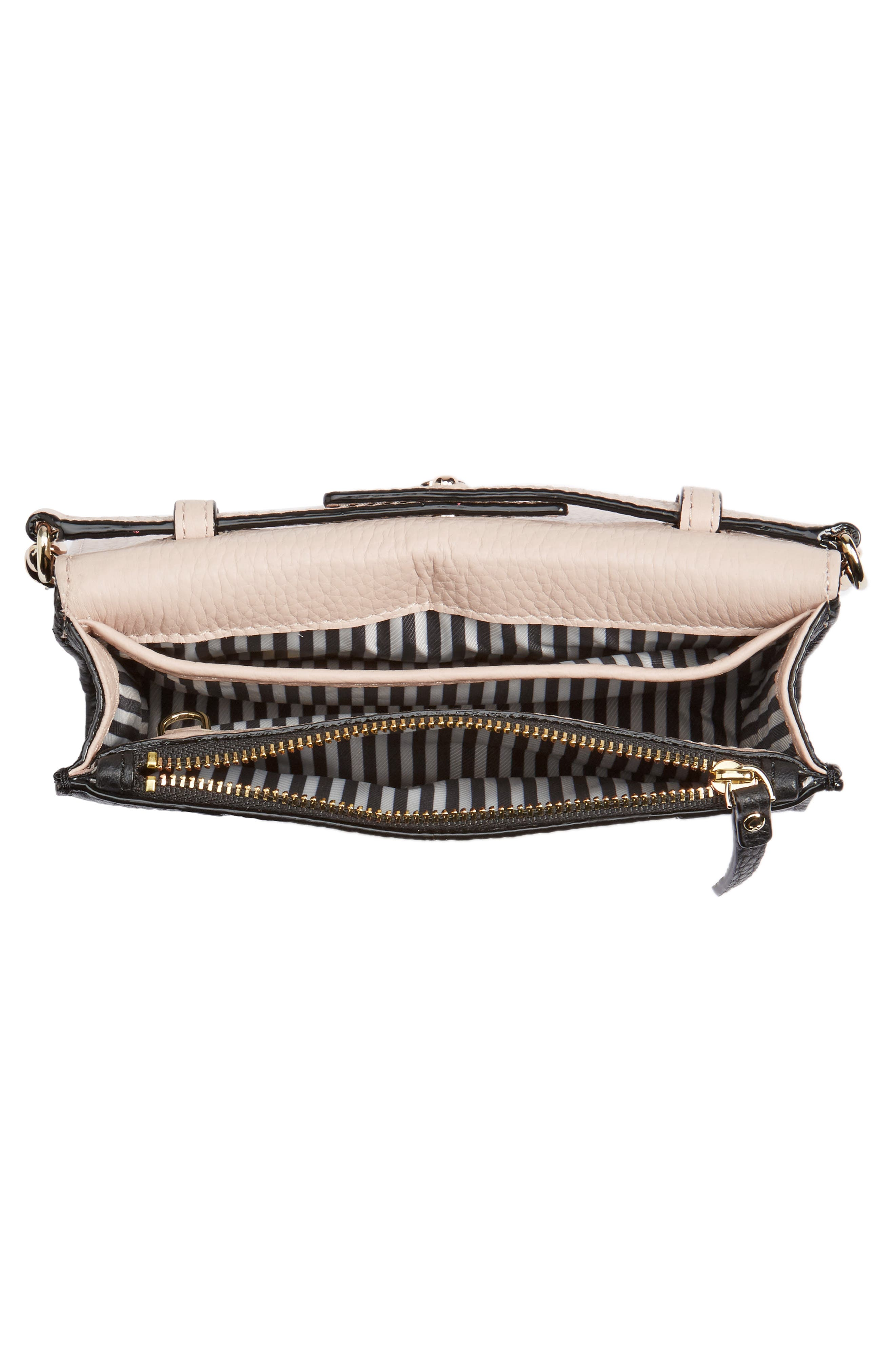 Alternate Image 3  - kate spade new york jackson street - iva leather crossbody bag
