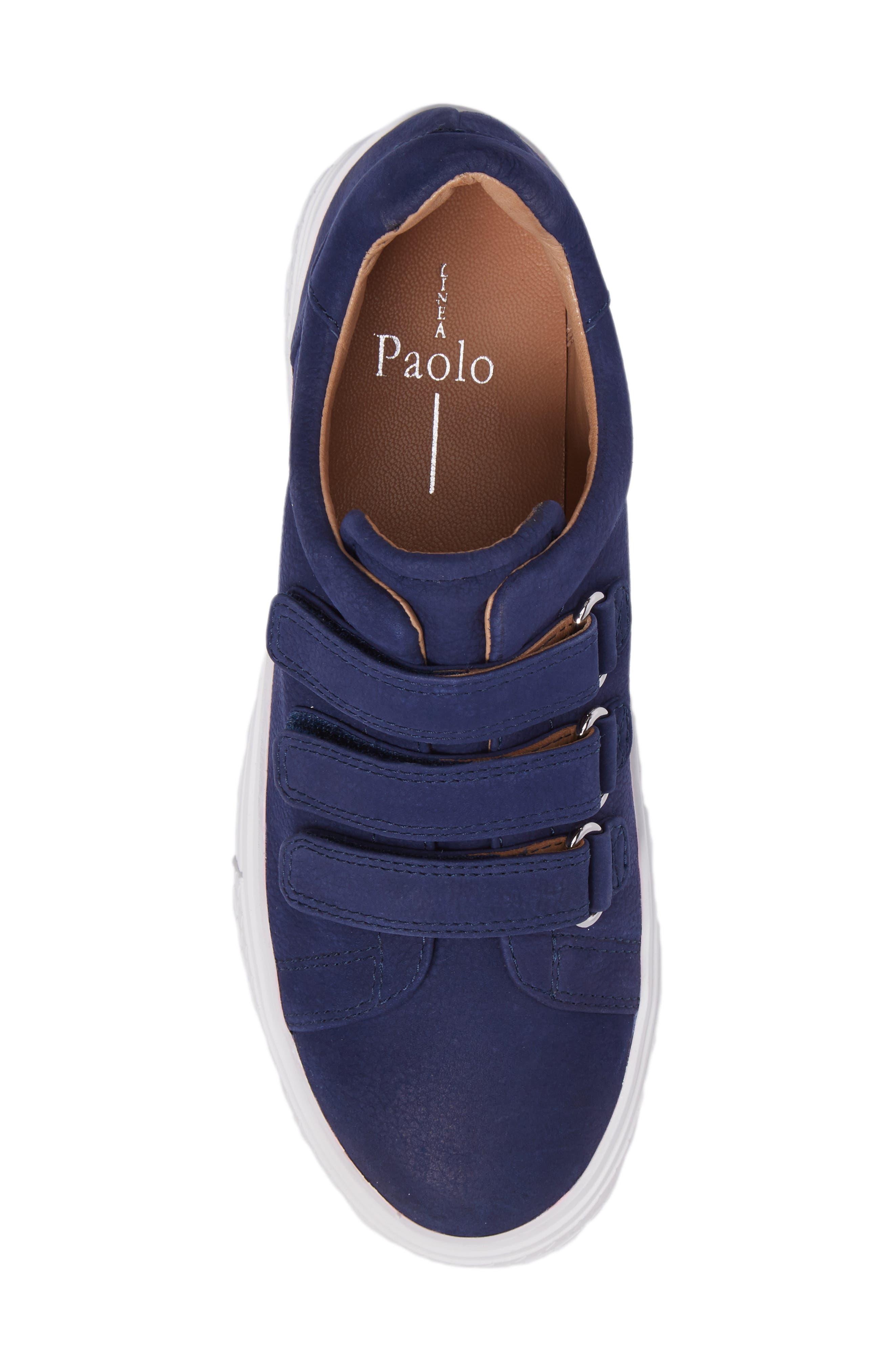 Alternate Image 5  - Linea Paolo Grace Sneaker (Women)