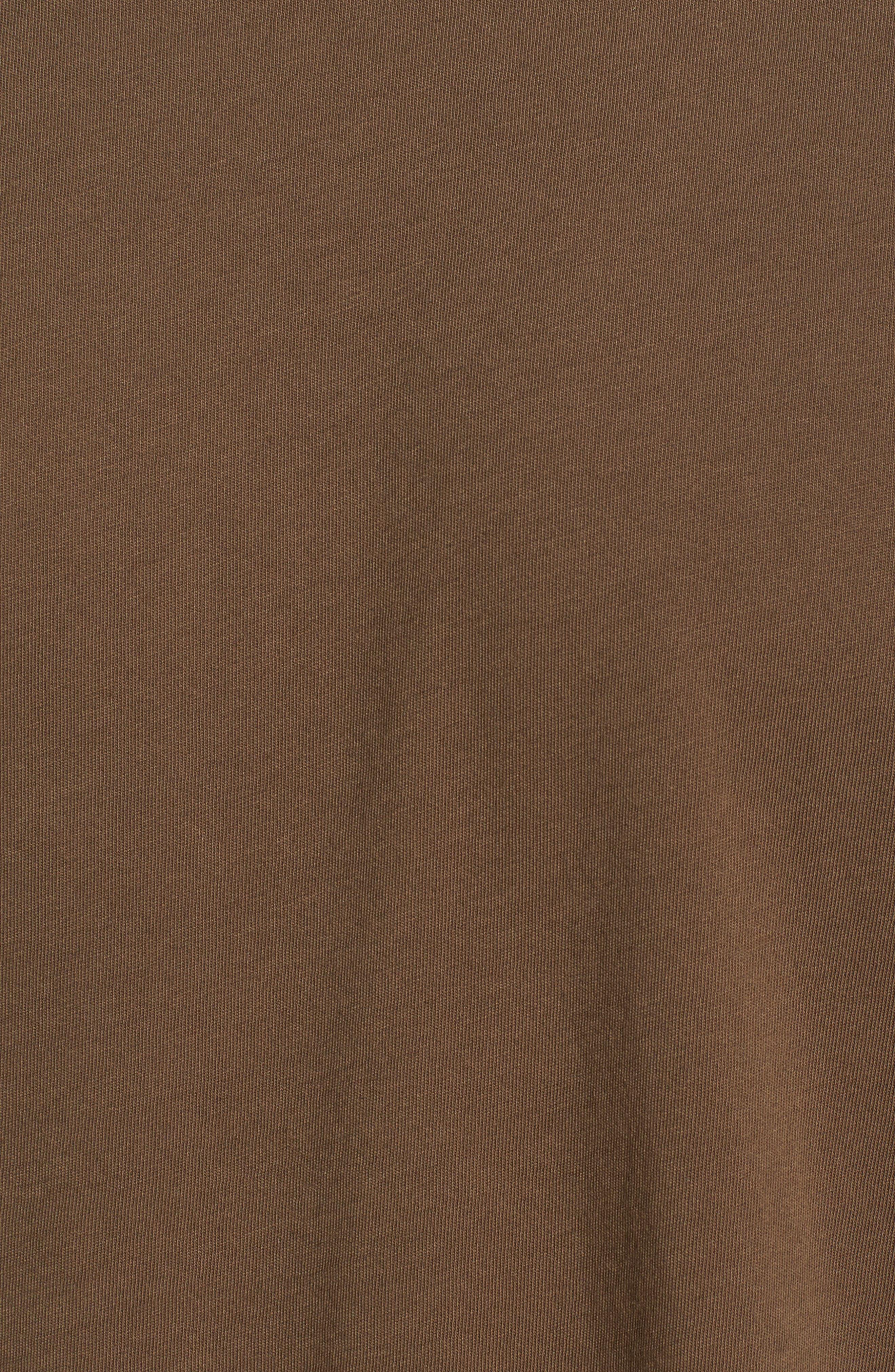 Alternate Image 5  - Velvet by Graham & Spencer 'Howard' Crewneck T-Shirt