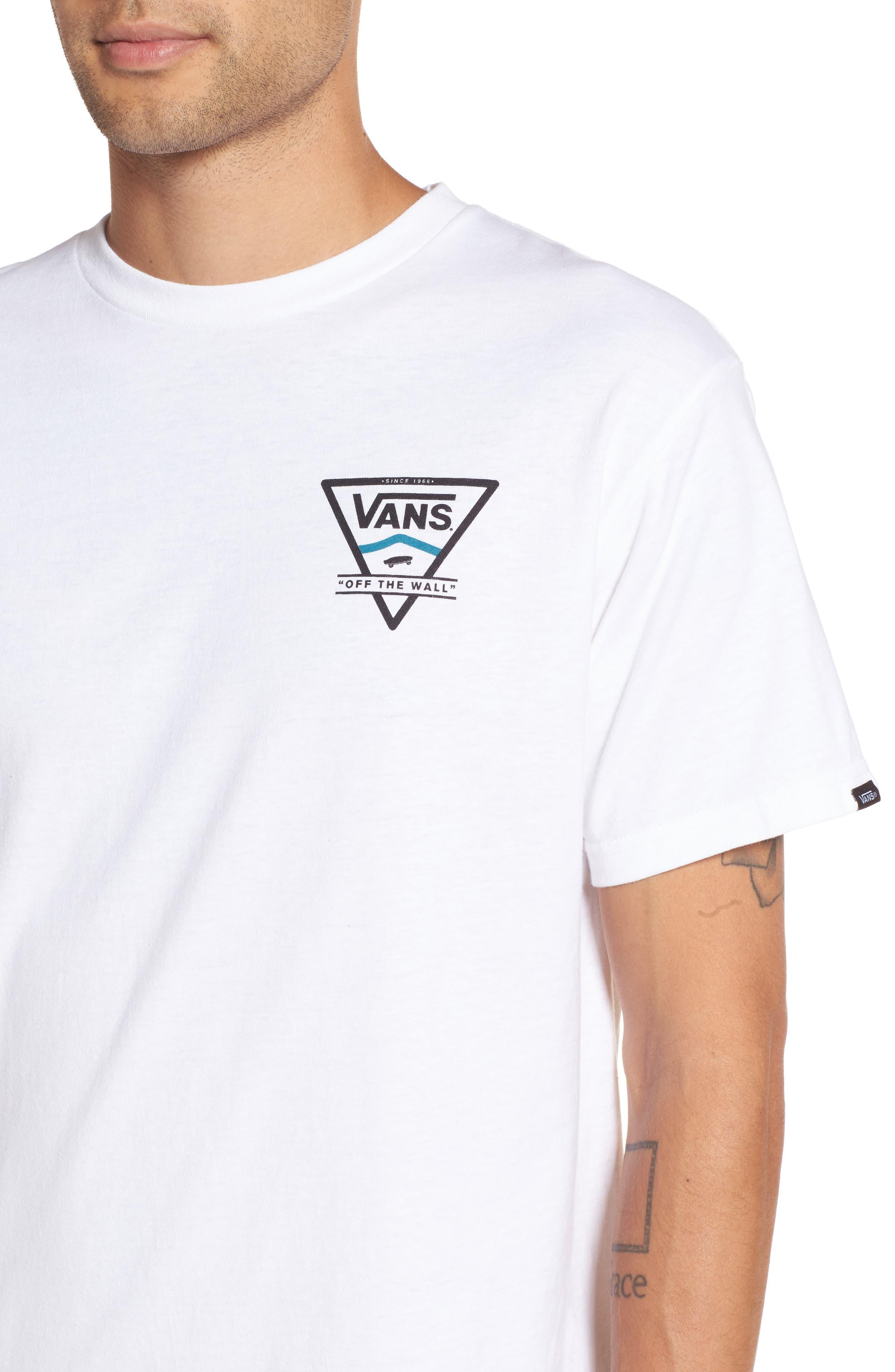 Classic T-Shirt,                             Alternate thumbnail 4, color,                             White
