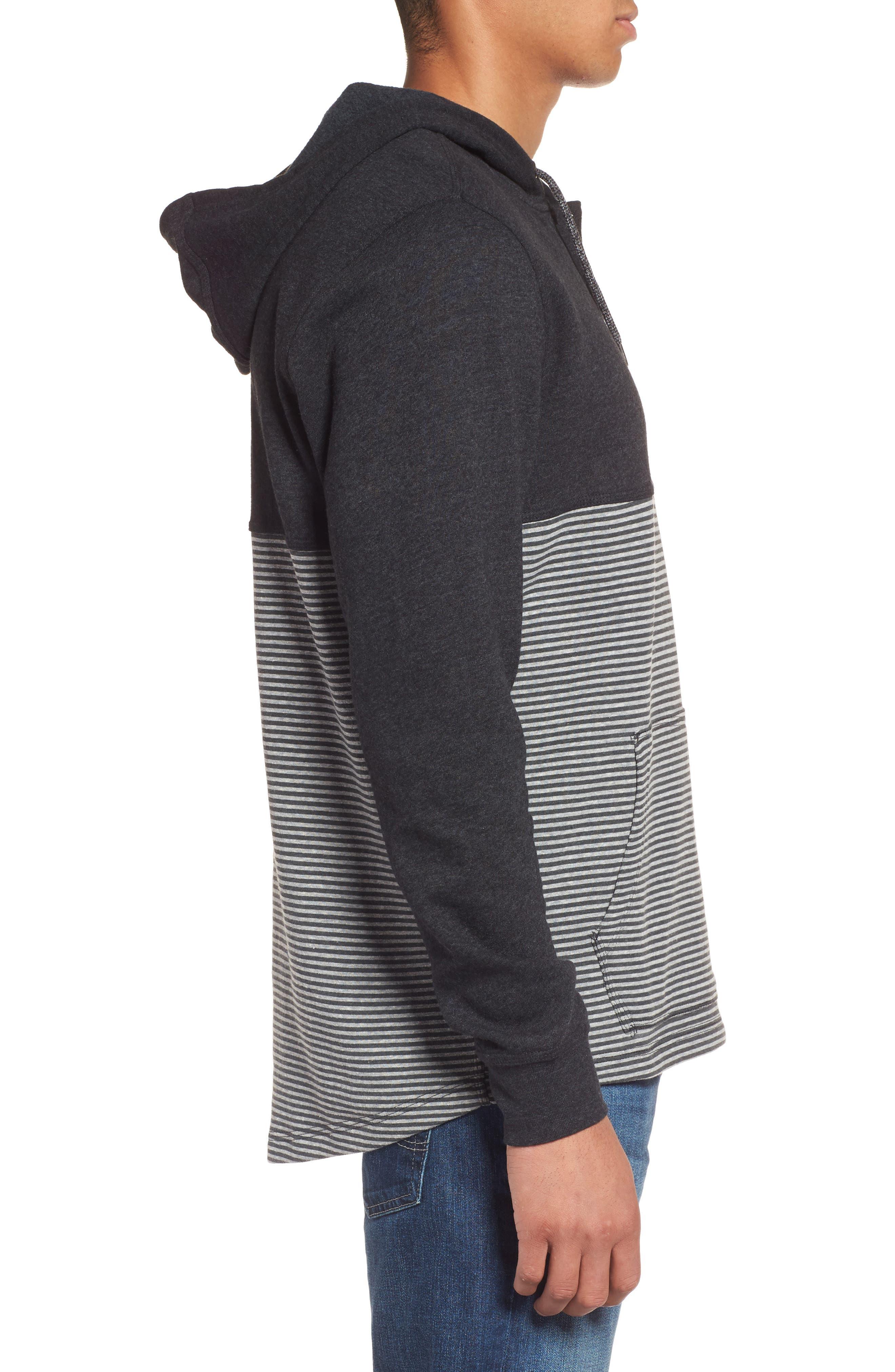 Alternate Image 3  - Hurley Bayside Pullover Hoodie