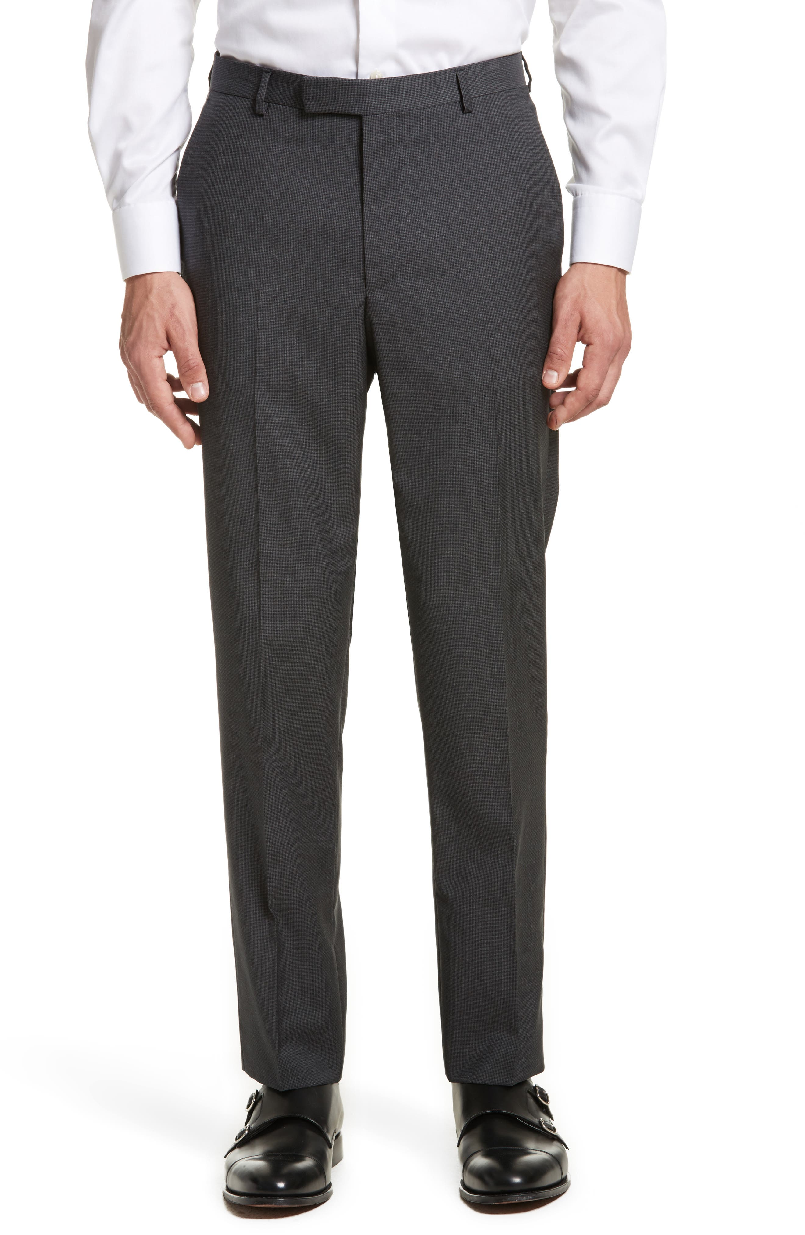 Alternate Image 5  - Z Zegna Classic Fit Solid Wool Suit