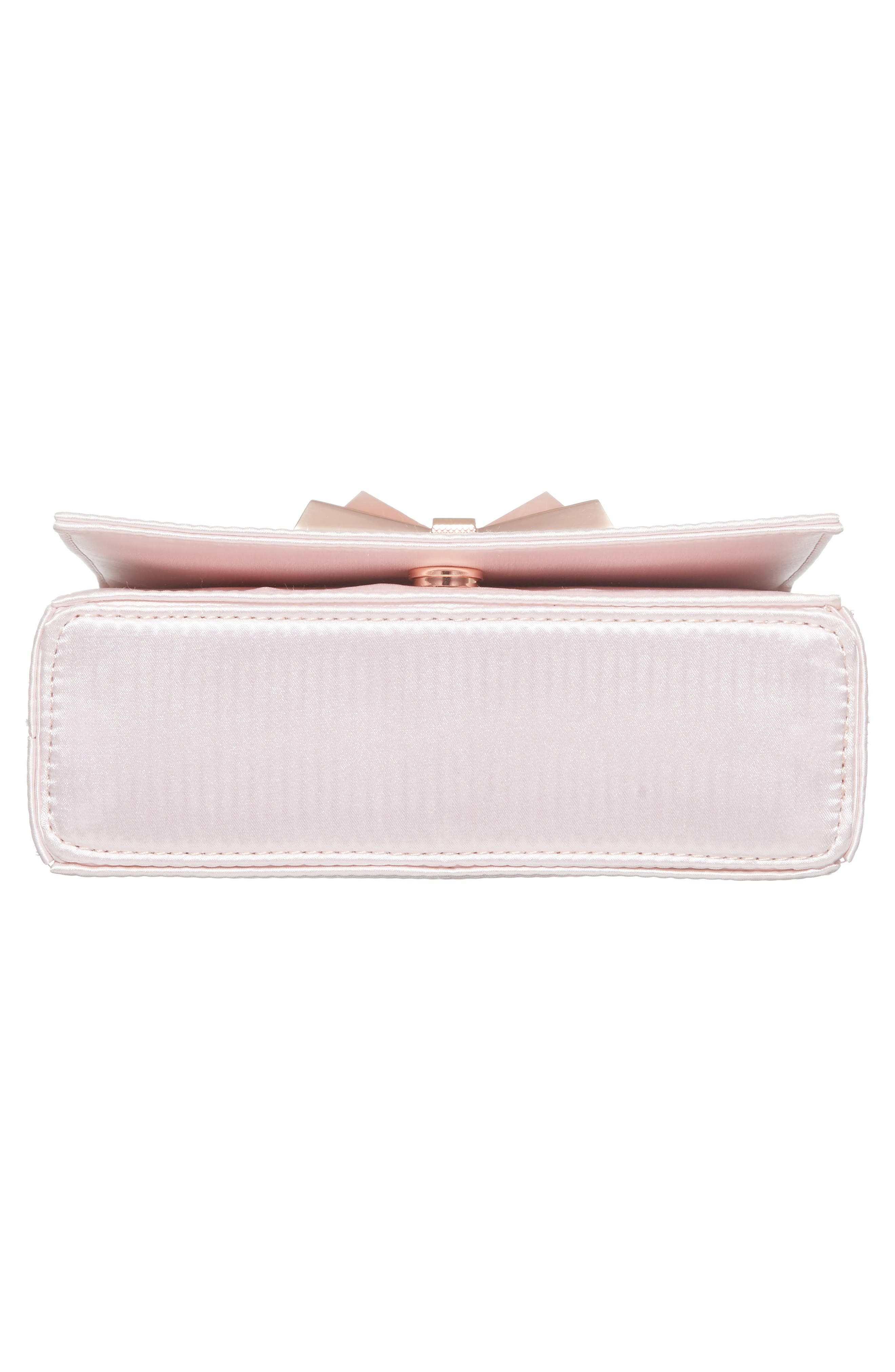 Alternate Image 5  - Ted Baker London Maxine Satin Clutch