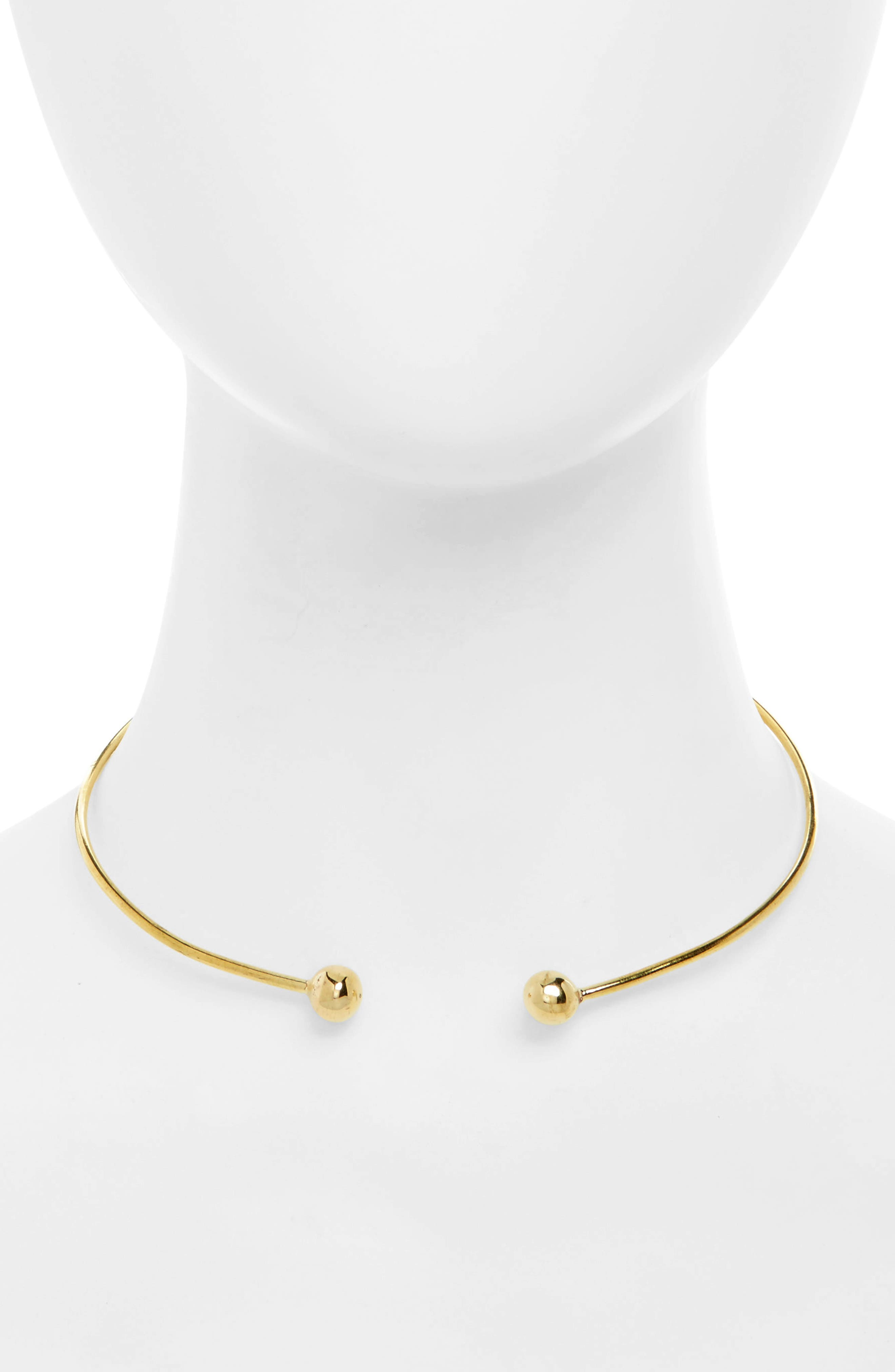 Alternate Image 1 Selected - Me to We Brass Orb Choker