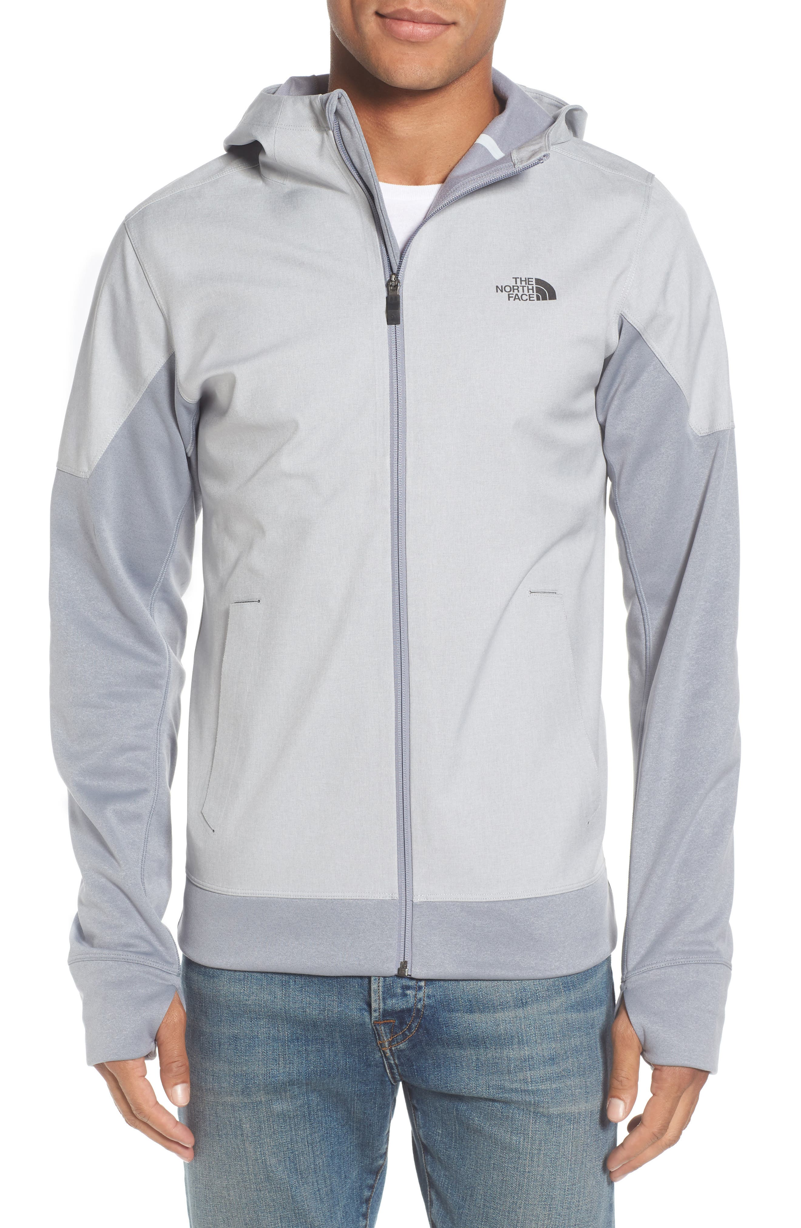 The North Face 'Kilowatt' Hooded Jacket