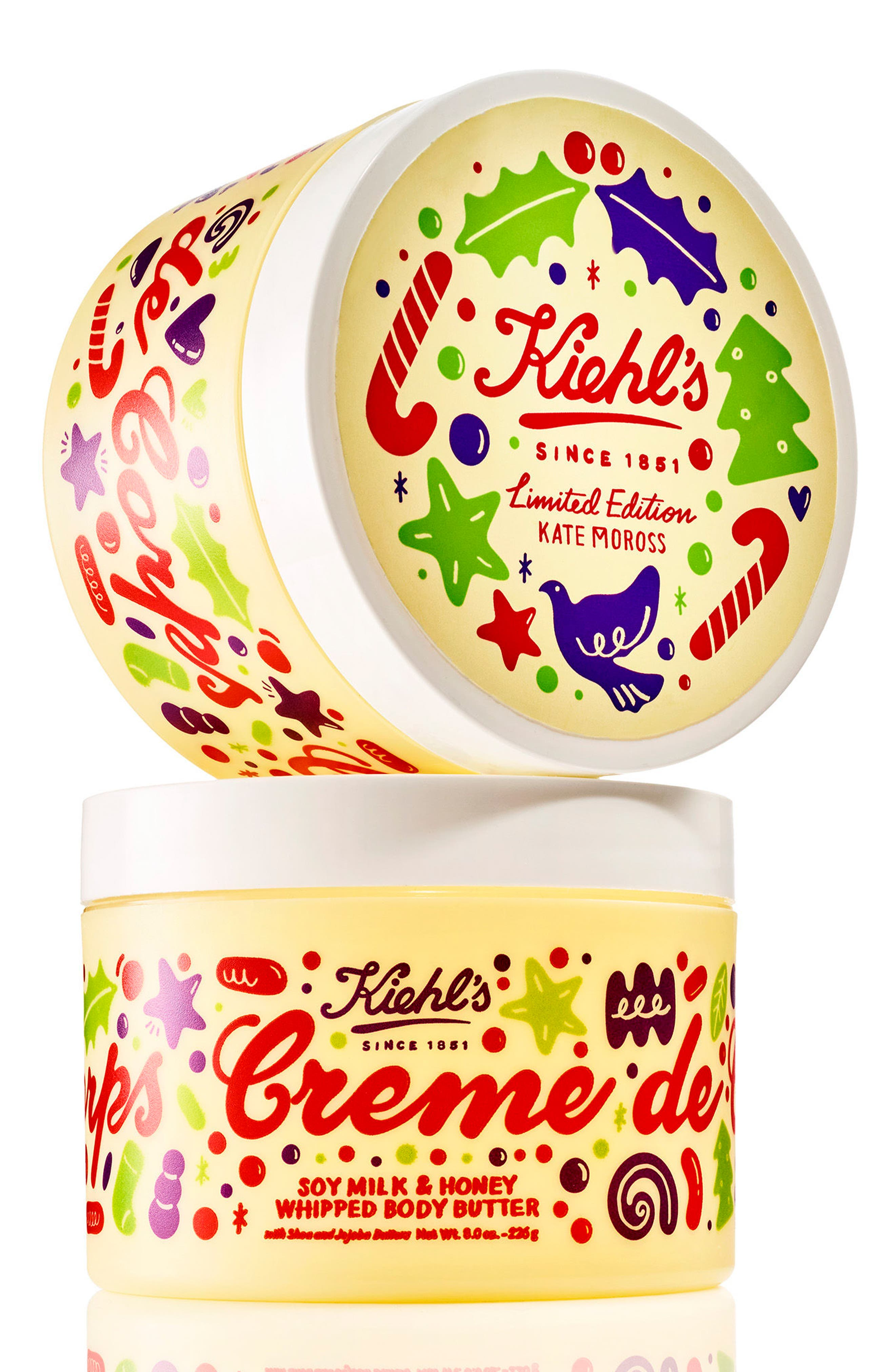 Alternate Image 2  - Kiehl's Since 1851 Crème de Corps Whipped Body Butter (Limited Edition)