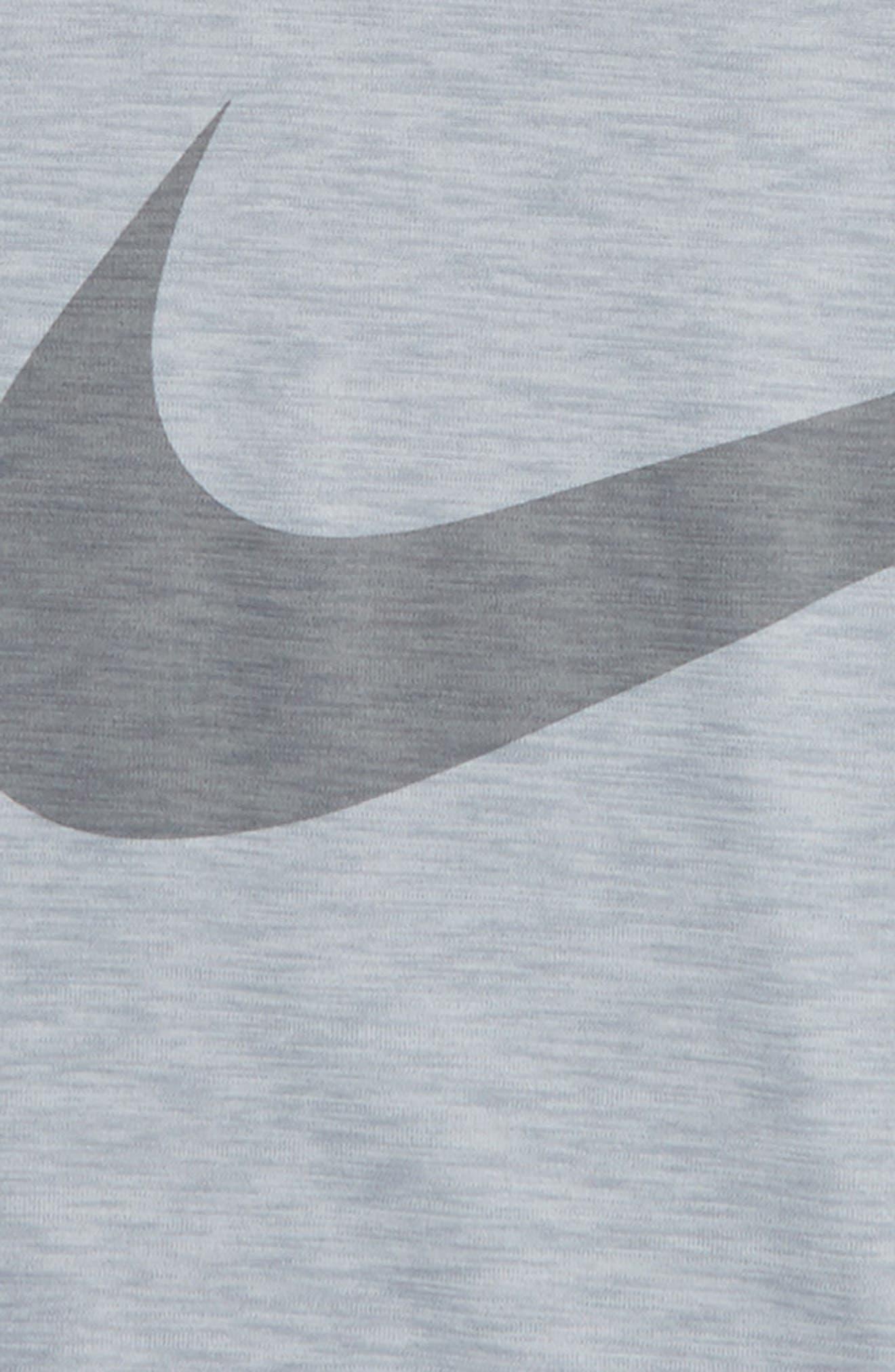 Alternate Image 2  - Nike Breathe Training Hoodie (Little Boys & Big Boys)