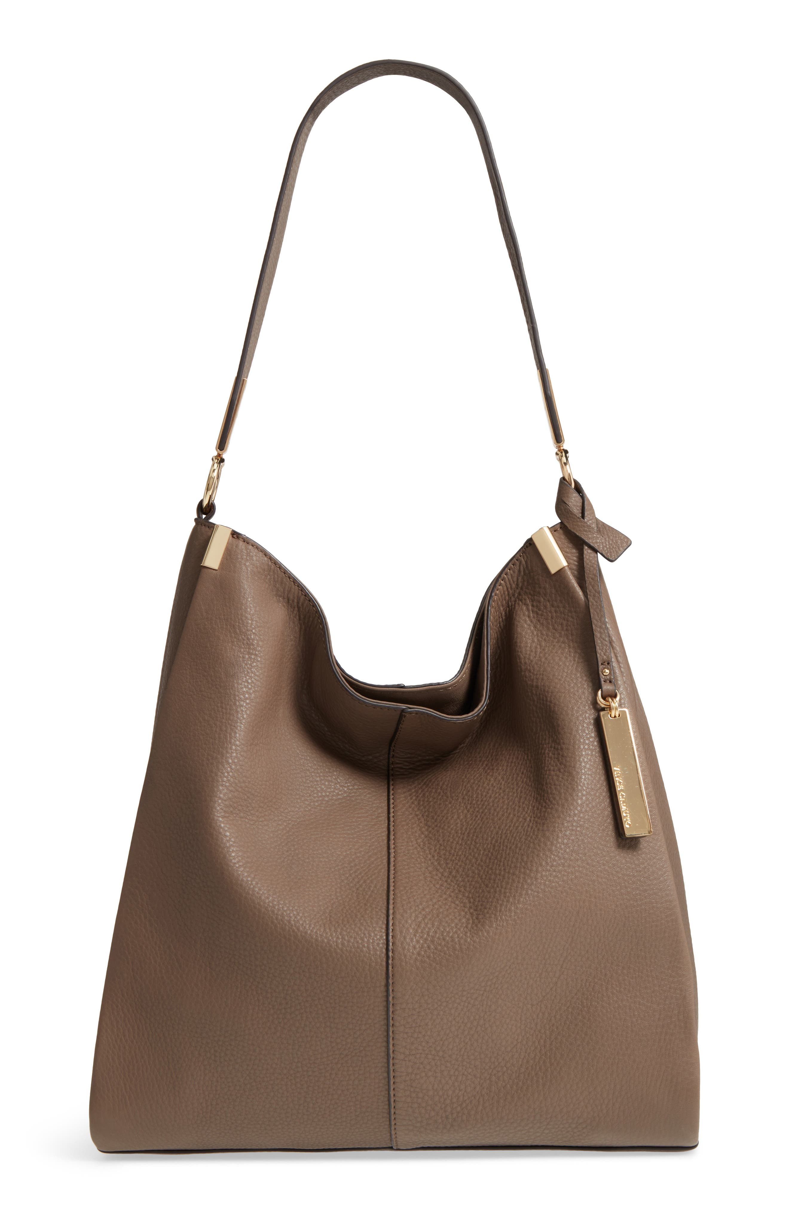 Vince Camuto Rosen Leather Hobo